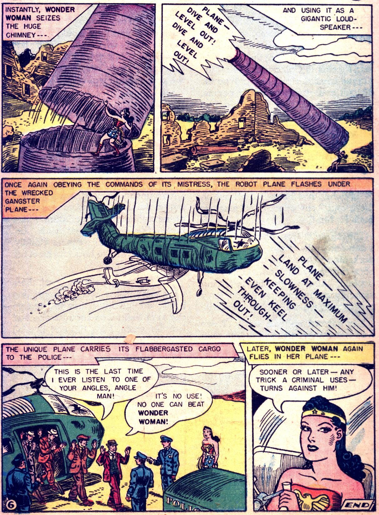 Read online Wonder Woman (1942) comic -  Issue #92 - 21