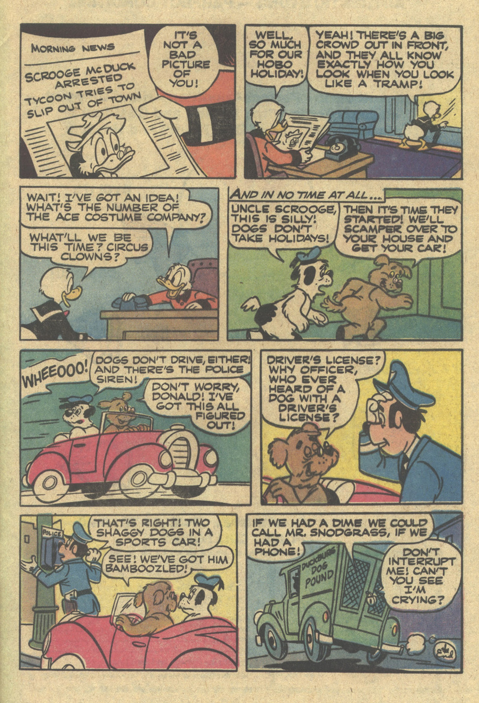 Read online Uncle Scrooge (1953) comic -  Issue #154 - 33