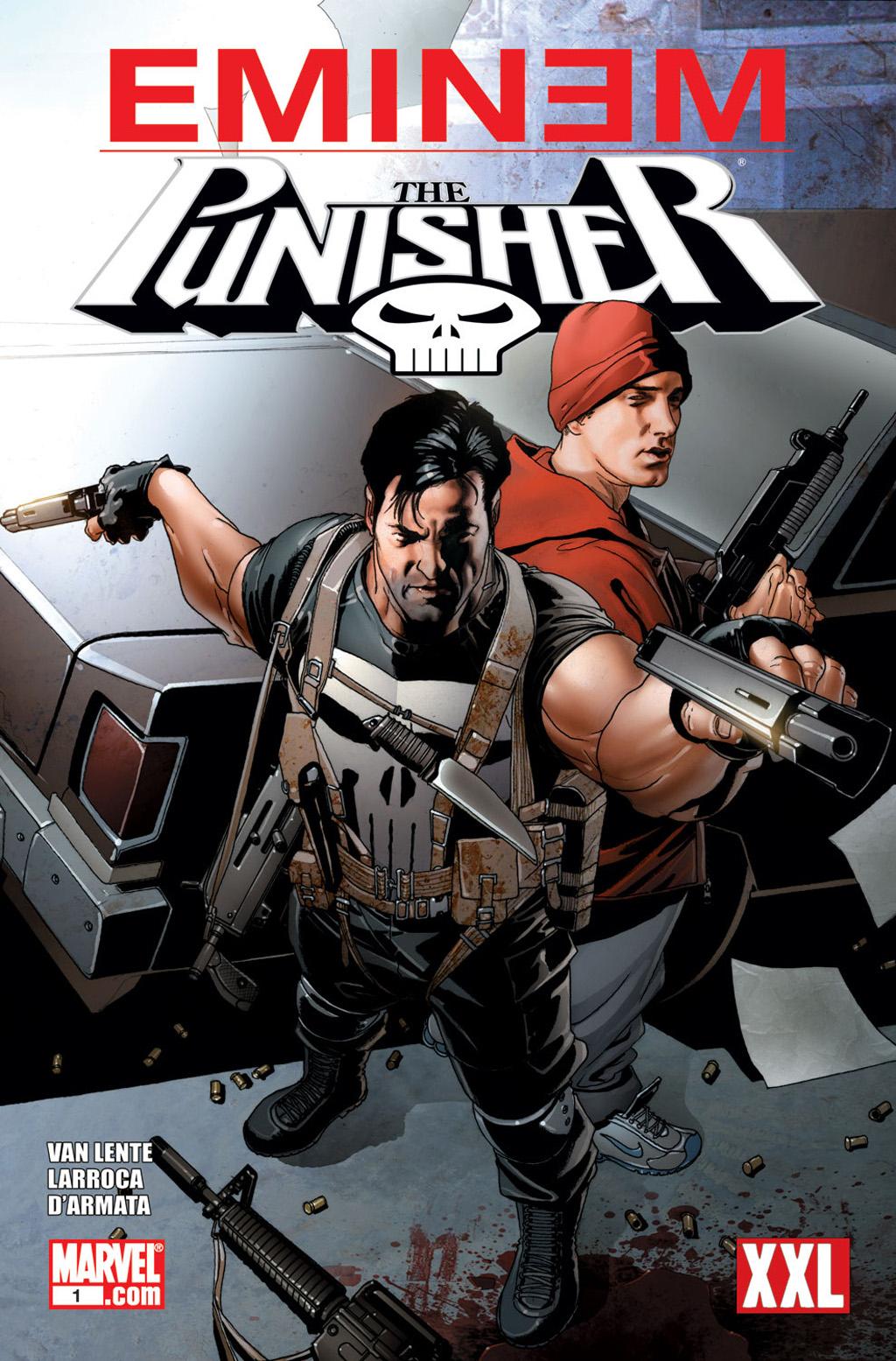 Eminem/Punisher issue Full - Page 1