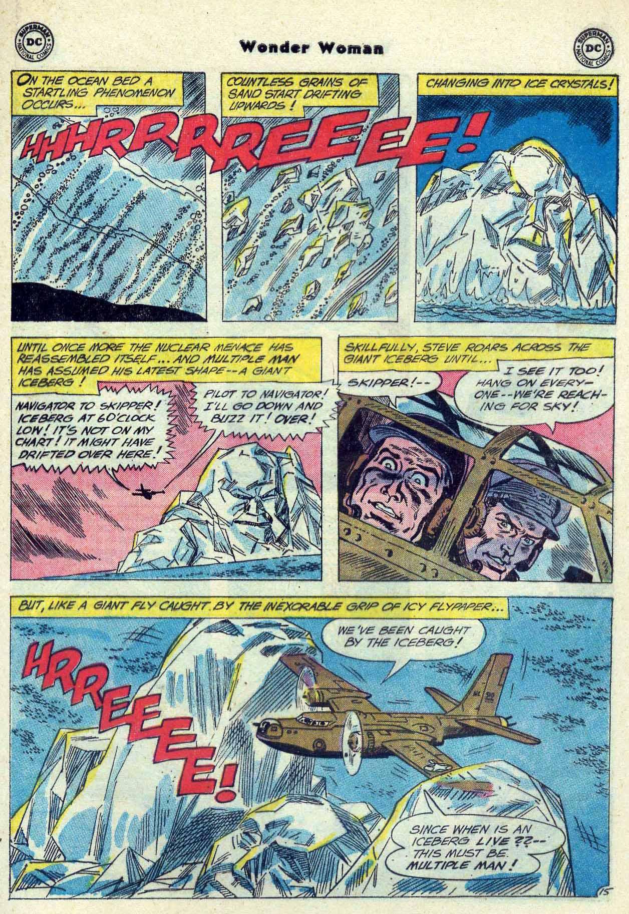 Read online Wonder Woman (1942) comic -  Issue #129 - 21