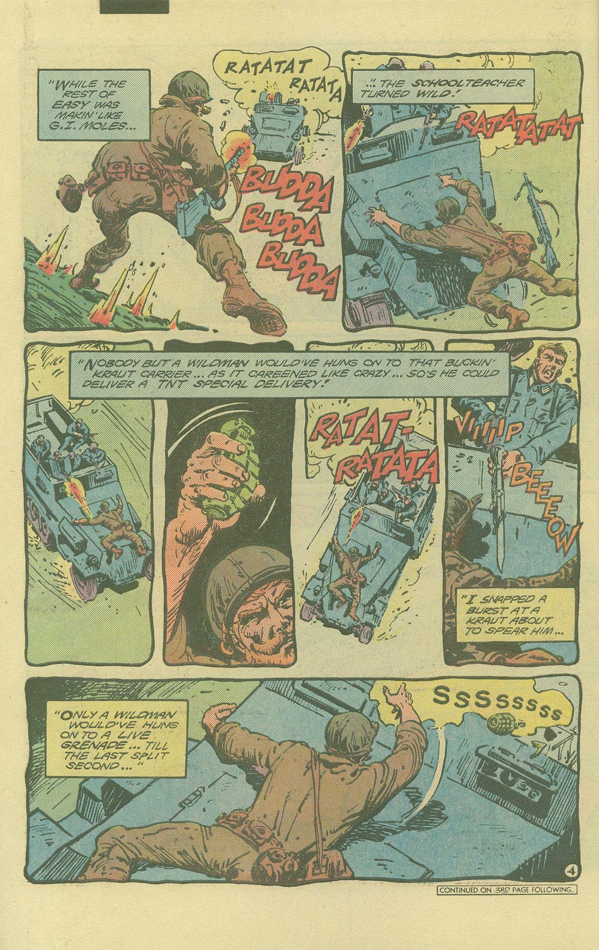 Read online Sgt. Rock comic -  Issue #402 - 5