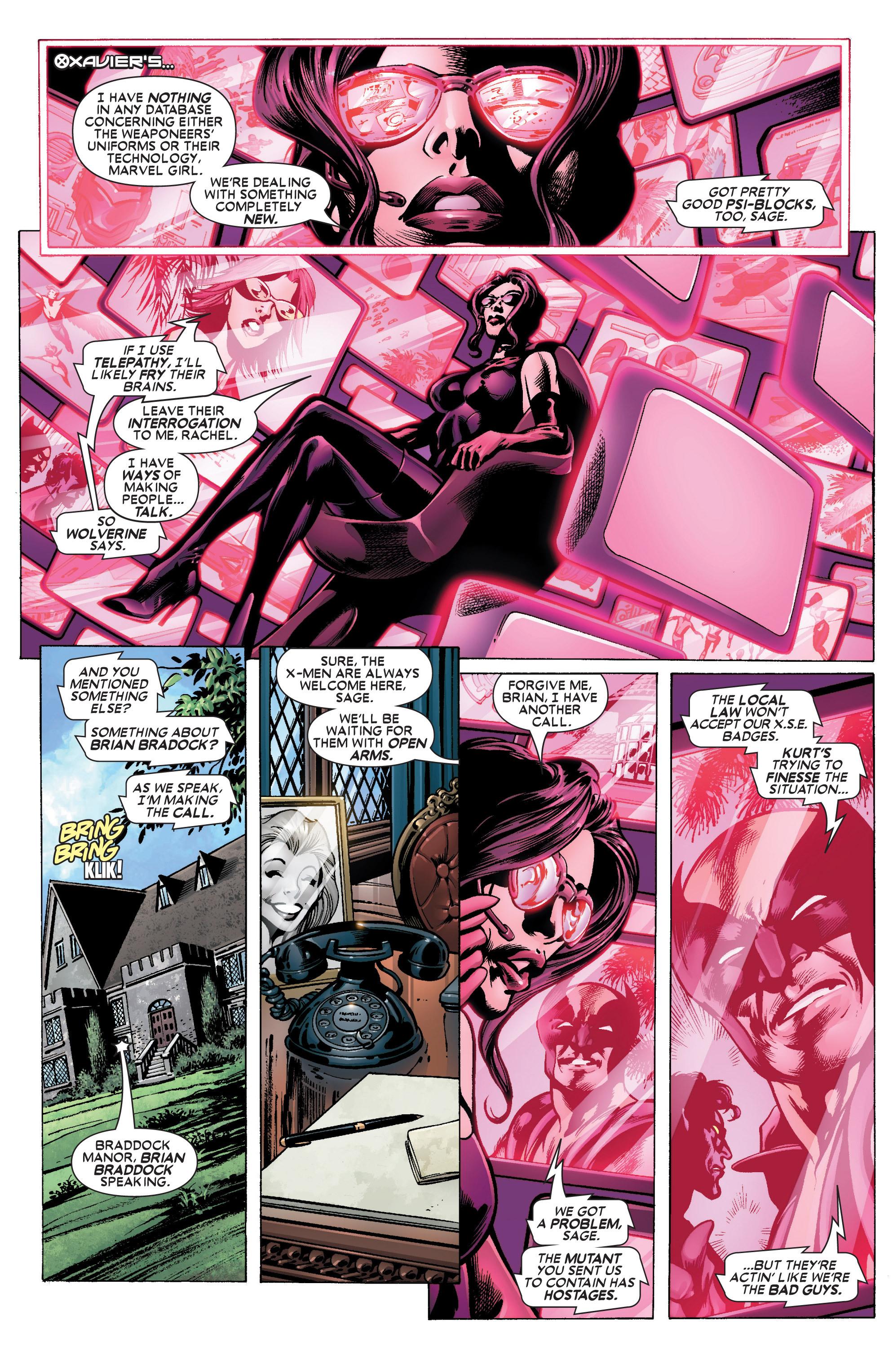 Read online Uncanny X-Men (1963) comic -  Issue #444 - 21