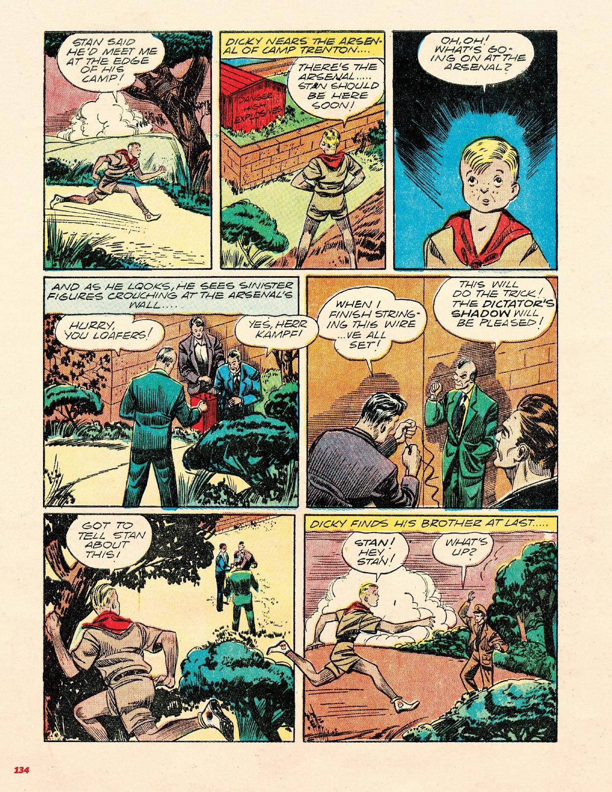 Read online Super Weird Heroes comic -  Issue # TPB 2 (Part 2) - 34