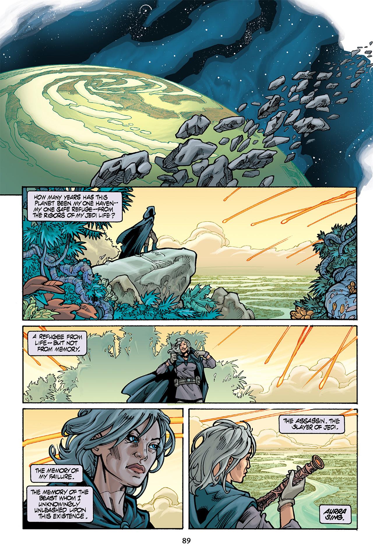 Read online Star Wars Omnibus comic -  Issue # Vol. 10 - 88