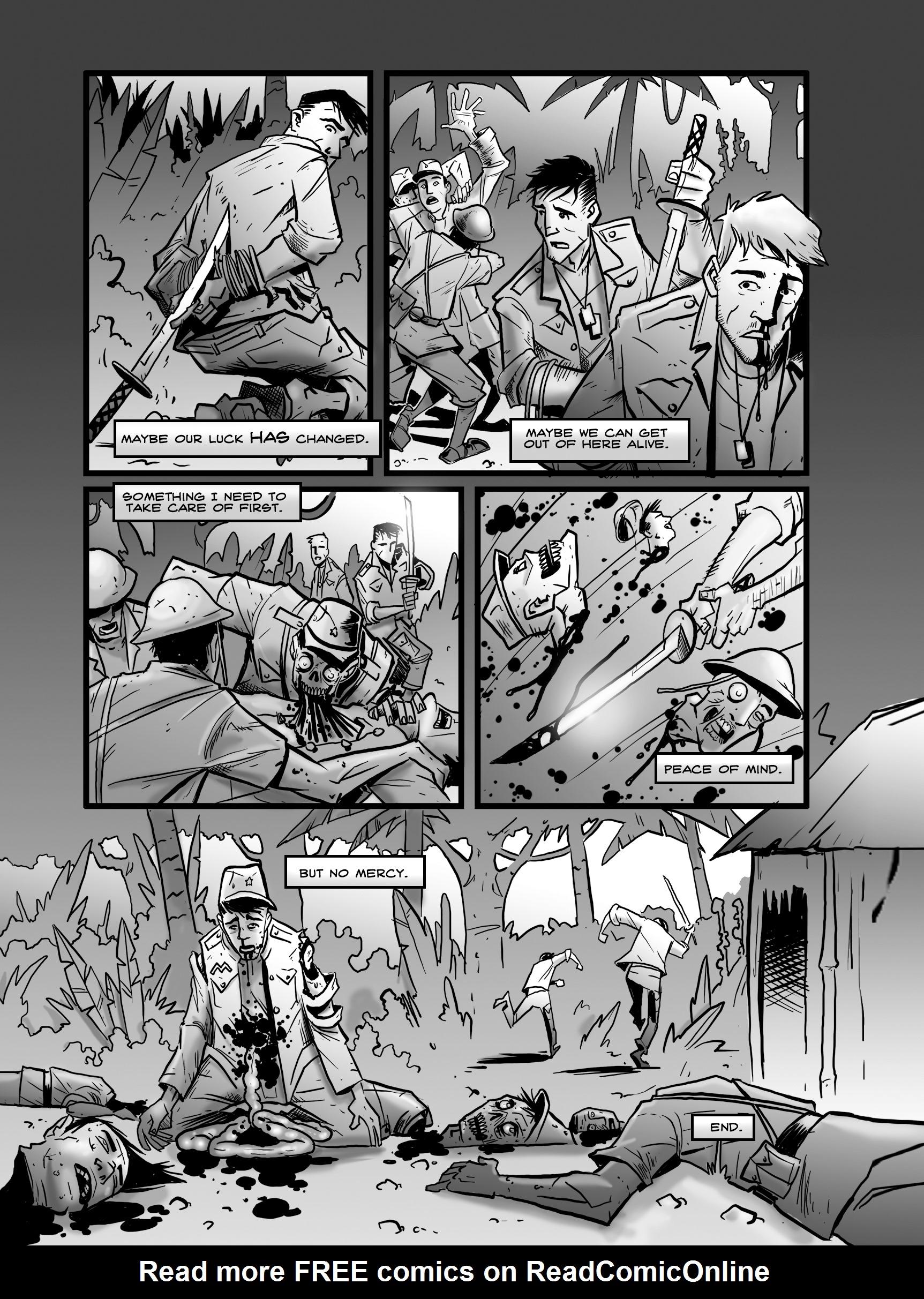 Read online FUBAR comic -  Issue #2 - 187