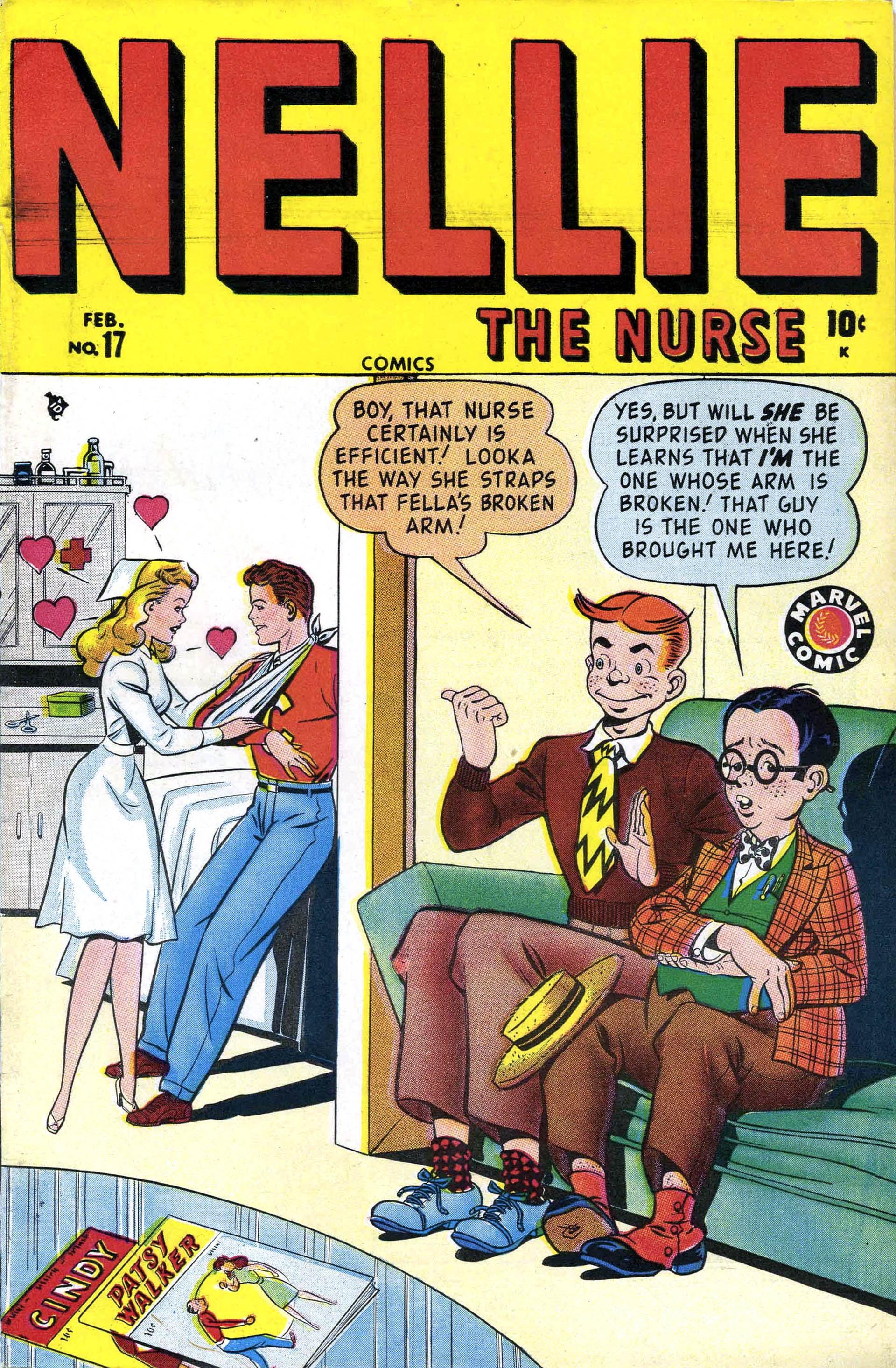 Nellie The Nurse (1945) 17 Page 1