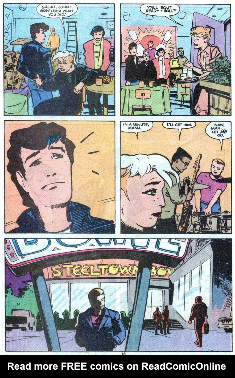 Steeltown Rockers issue 4 - Page 15