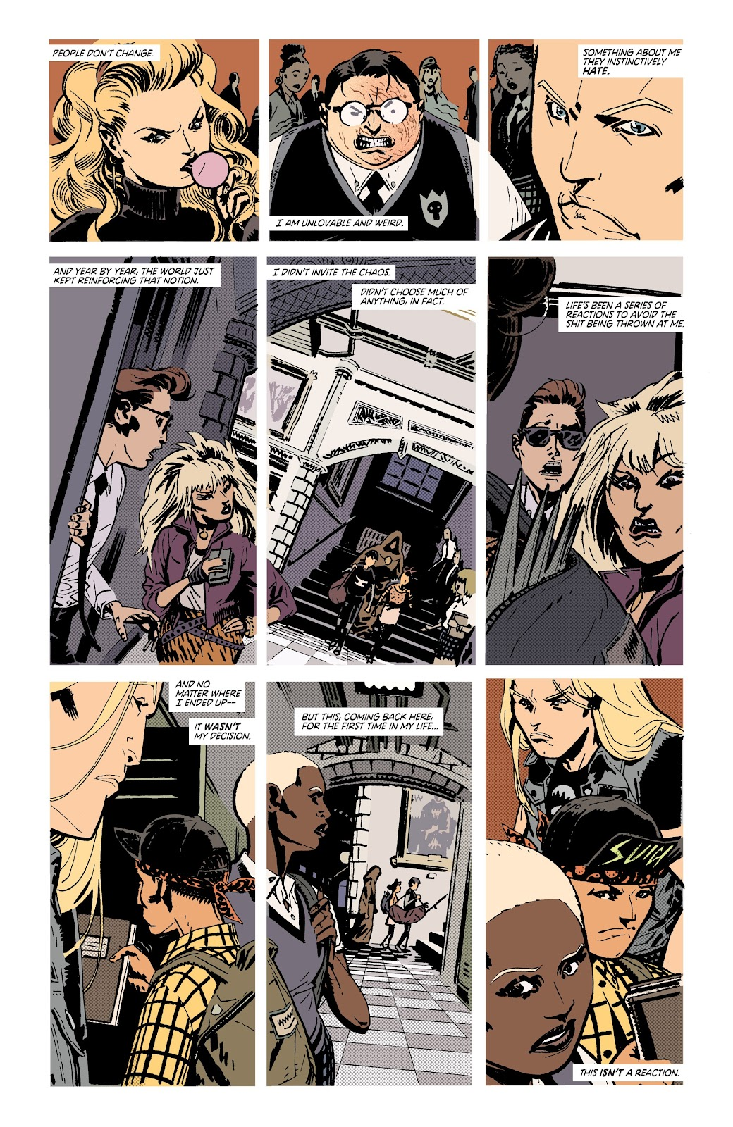 Read online Deadly Class comic -  Issue #38 - 7