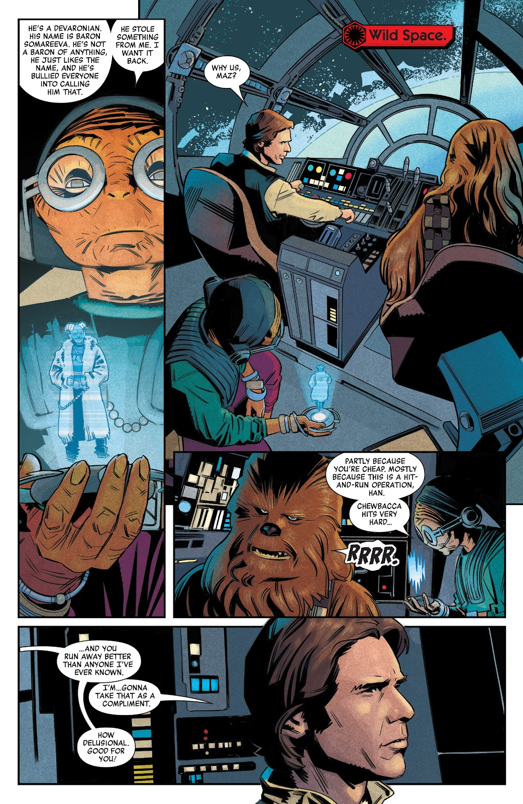Read online Star Wars: Age of Republic: Heroes comic -  Issue # TPB - 91