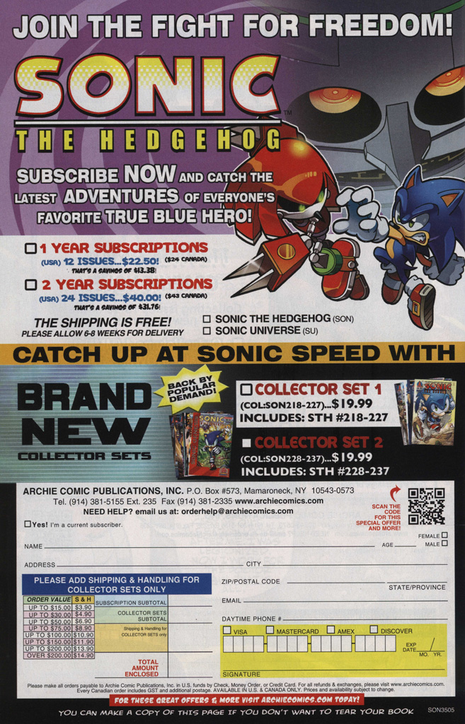 Read online Sonic Universe comic -  Issue #48 - 26