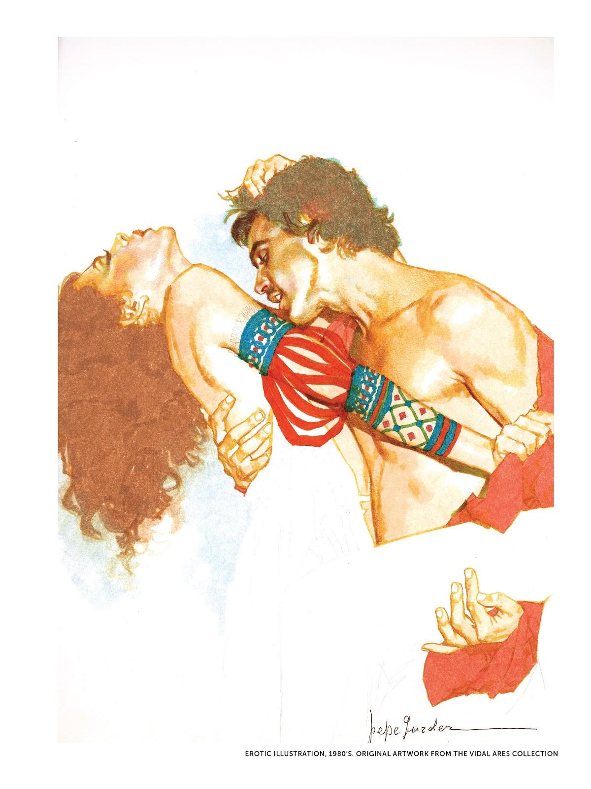 Read online The Art of Jose Gonzalez comic -  Issue # TPB (Part 3) - 14