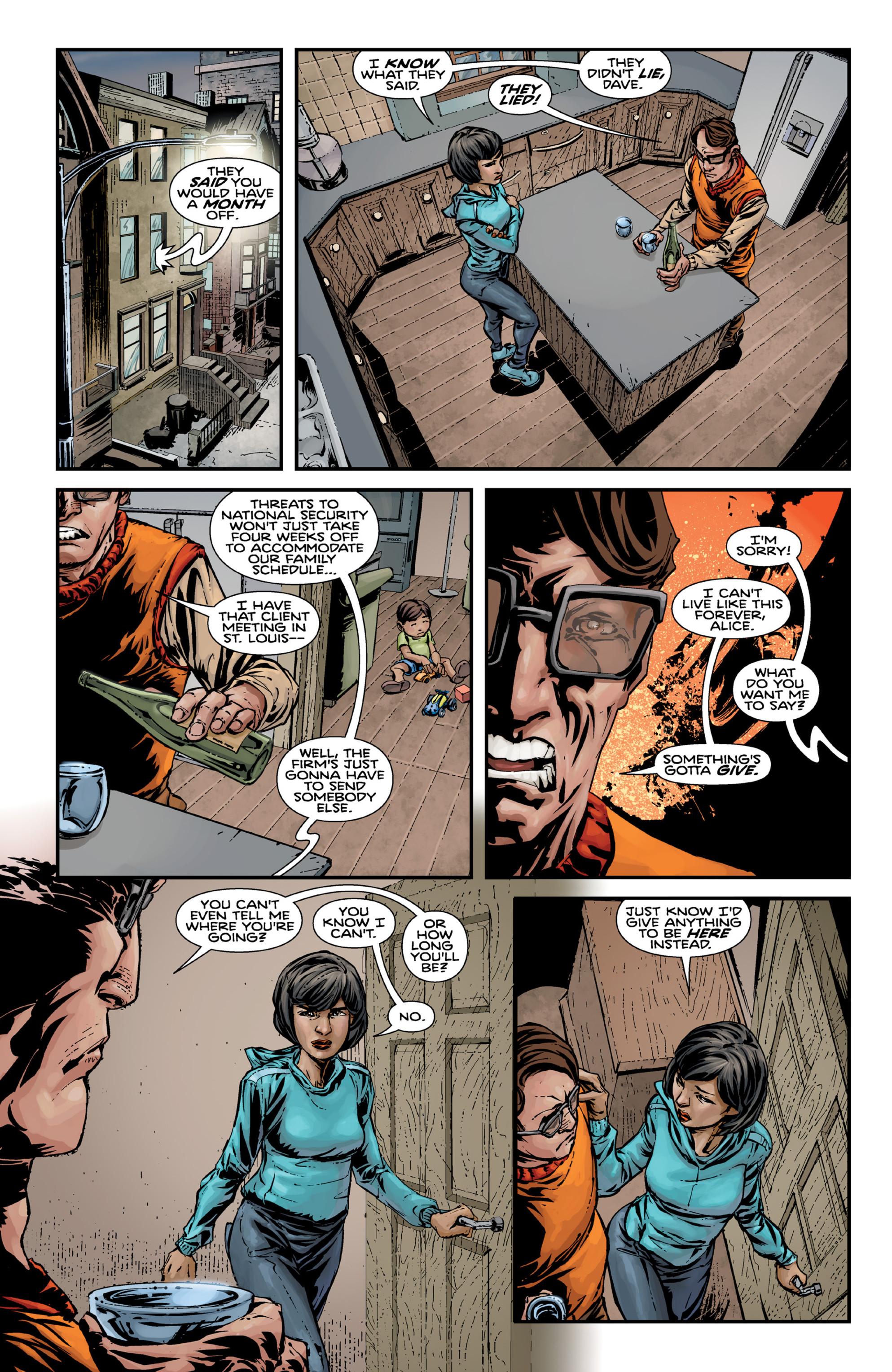 Read online Brain Boy:  The Men from G.E.S.T.A.L.T. comic -  Issue # TPB - 24