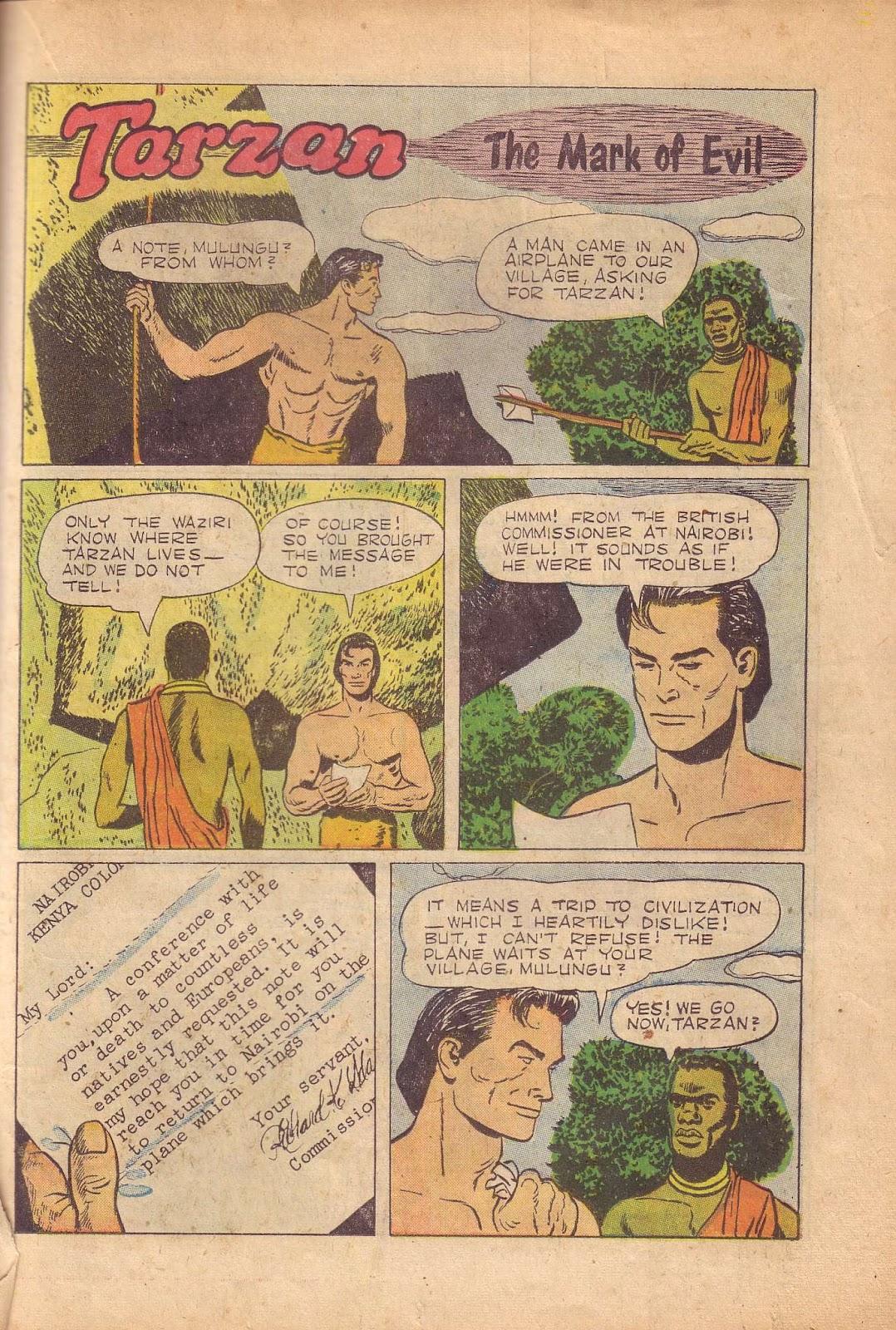 Tarzan (1948) issue 50 - Page 27