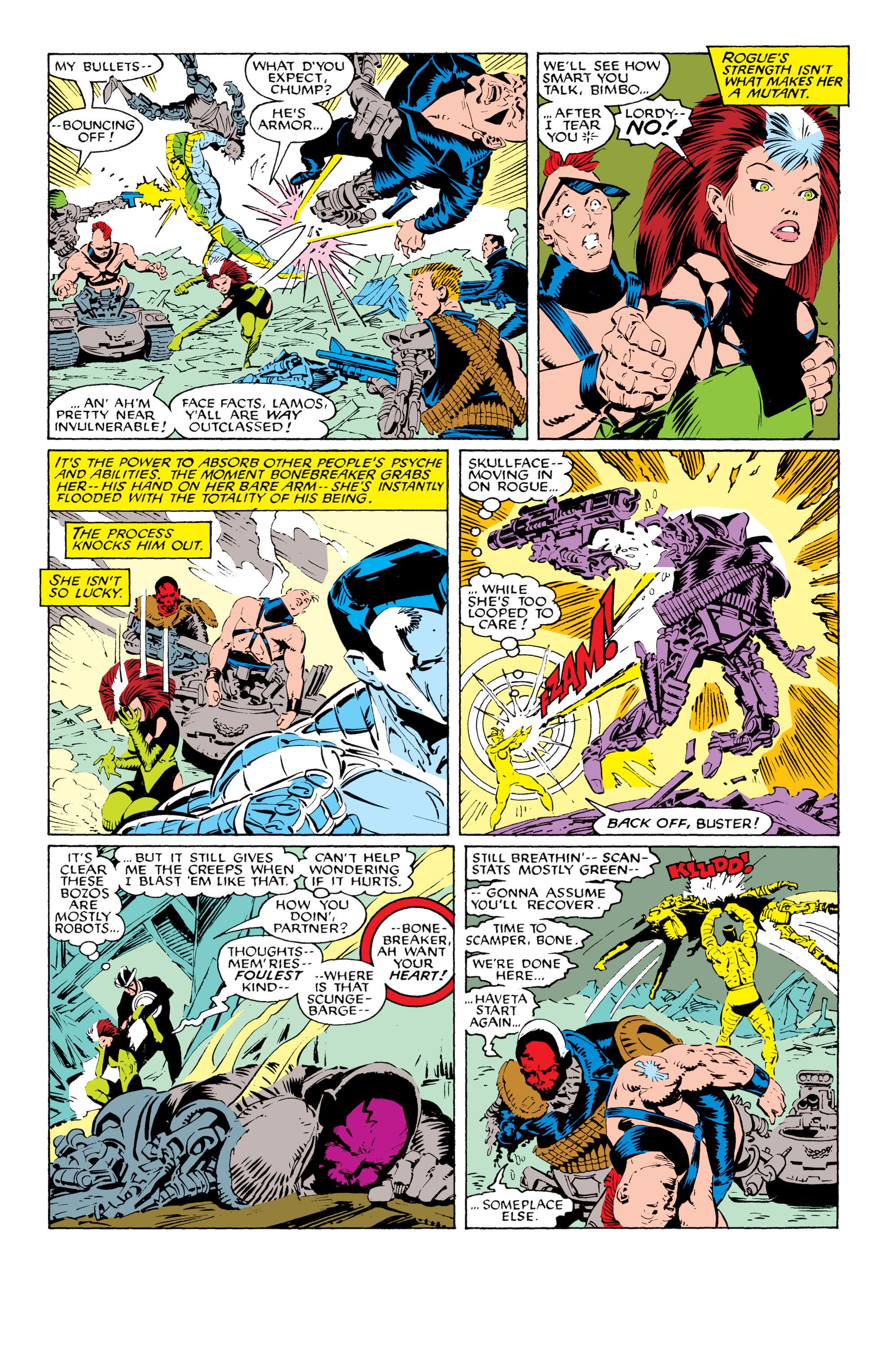 Read online Uncanny X-Men (1963) comic -  Issue #229 - 15