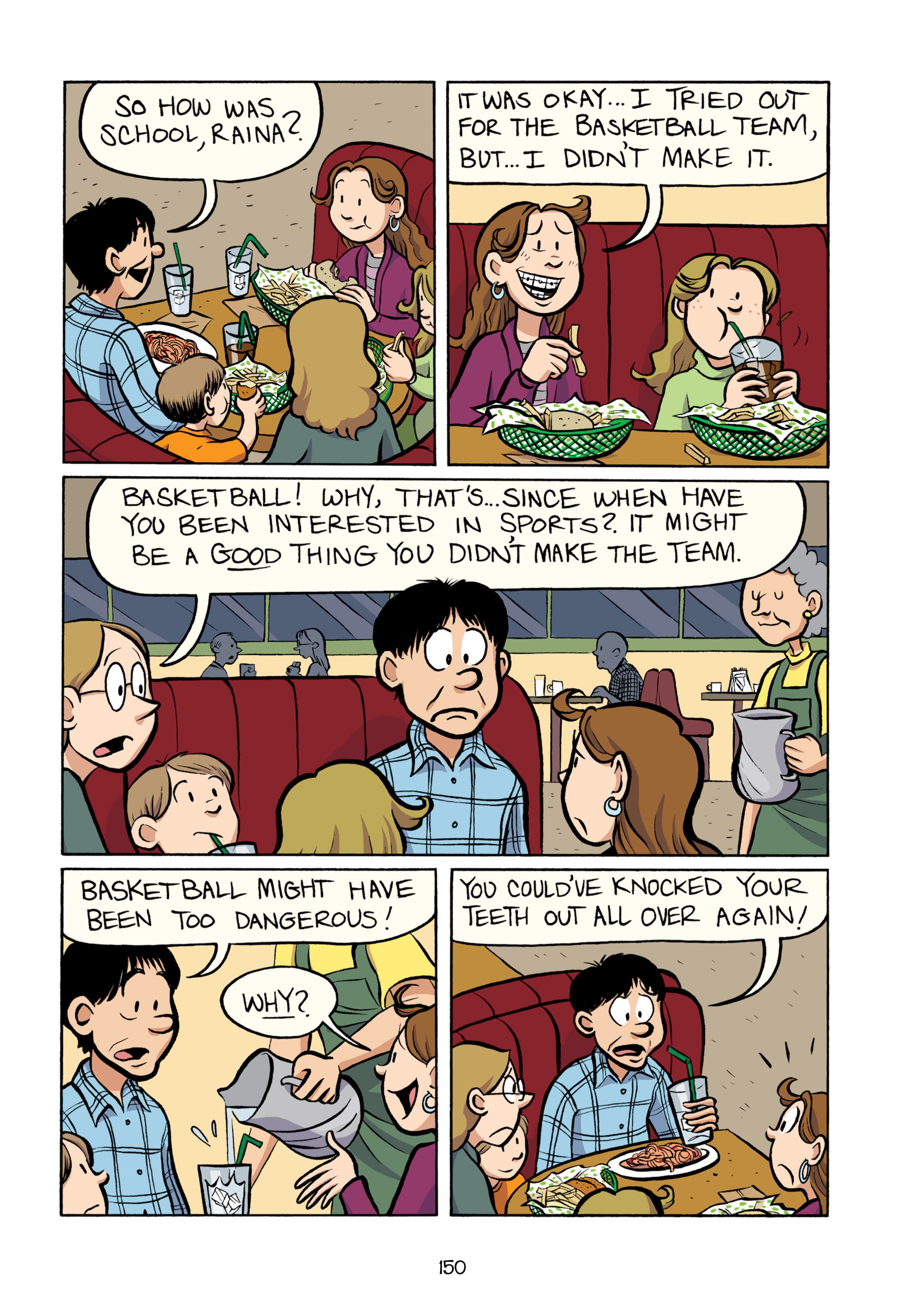Read online Smile comic -  Issue # TPB - 156