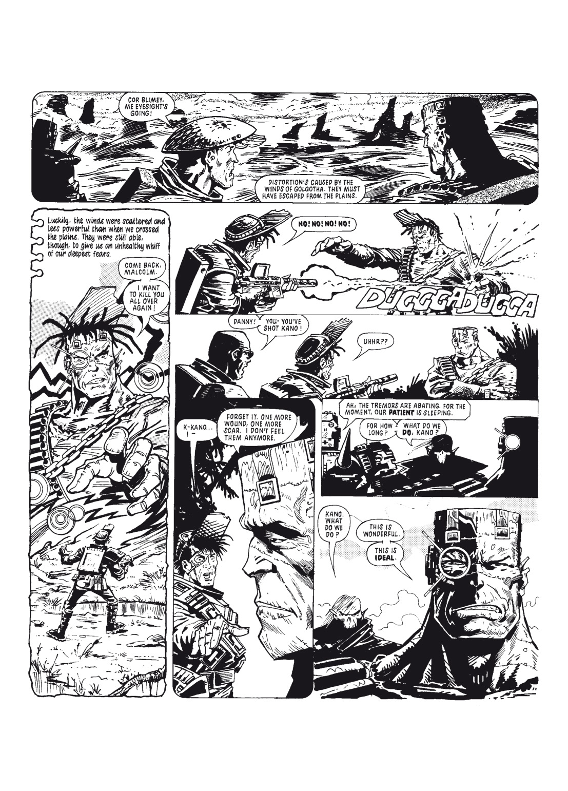 Read online The Complete Bad Company comic -  Issue # TPB - 95