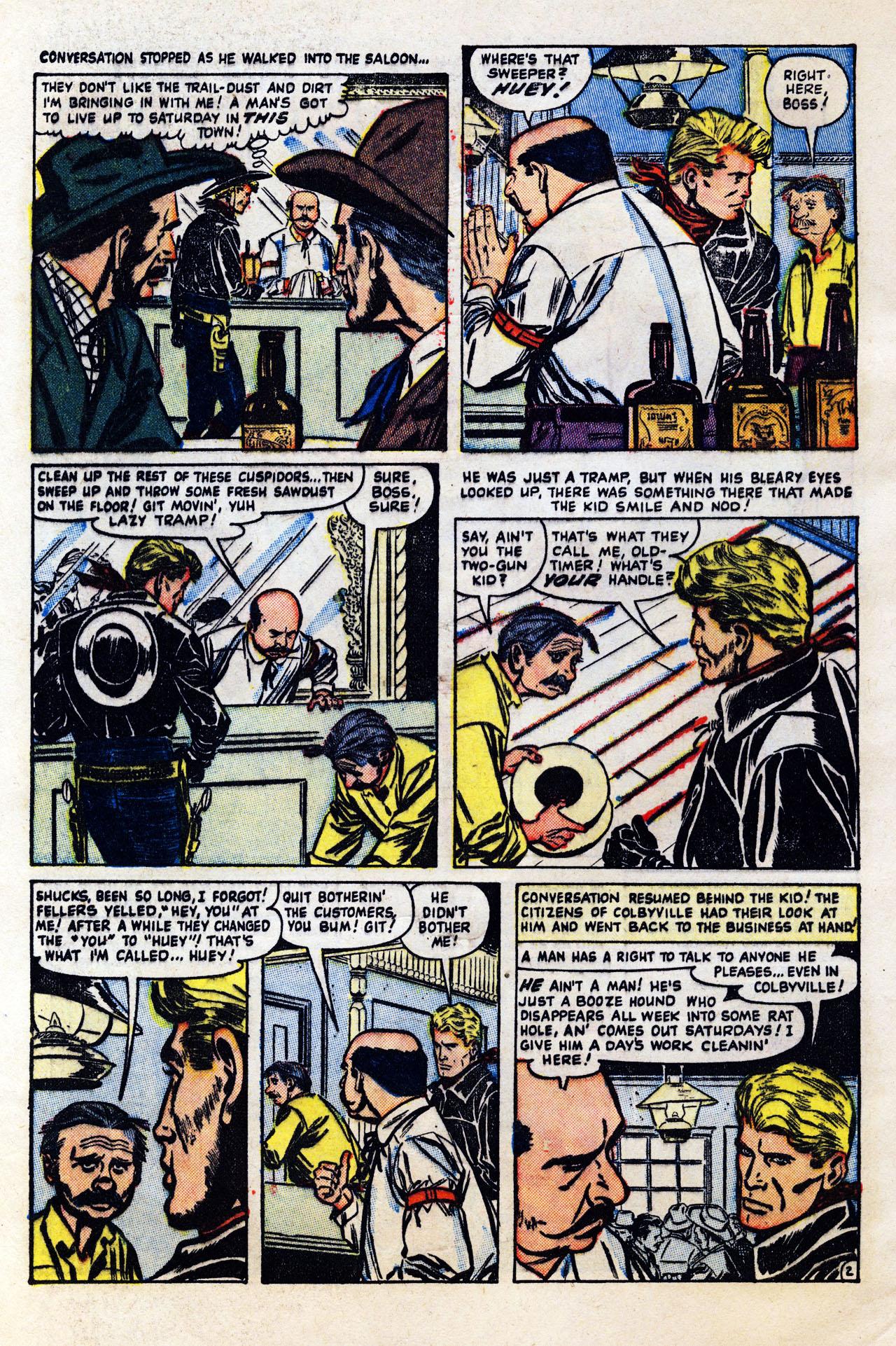 Read online Two-Gun Kid comic -  Issue #12 - 5