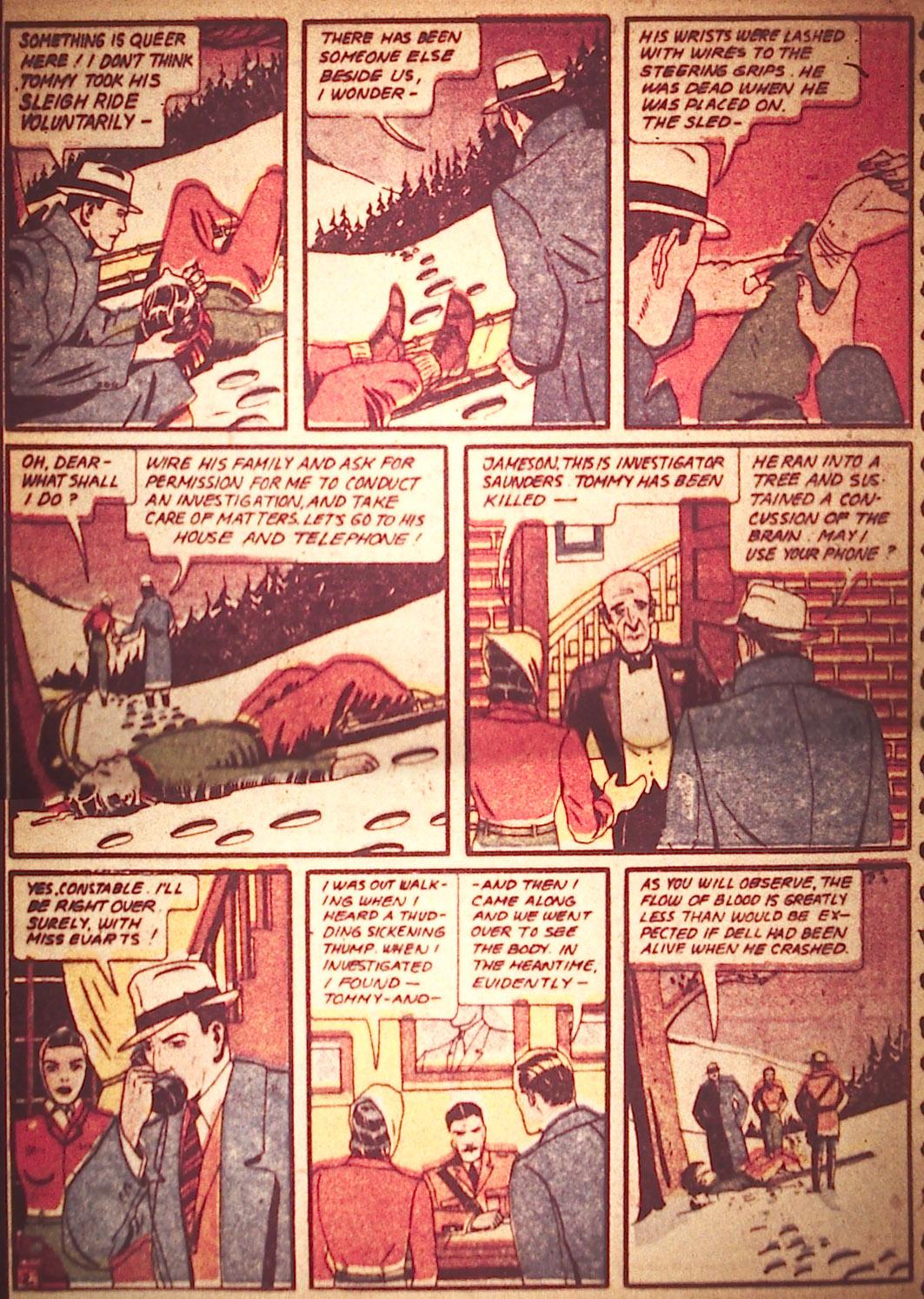 Detective Comics (1937) 25 Page 3
