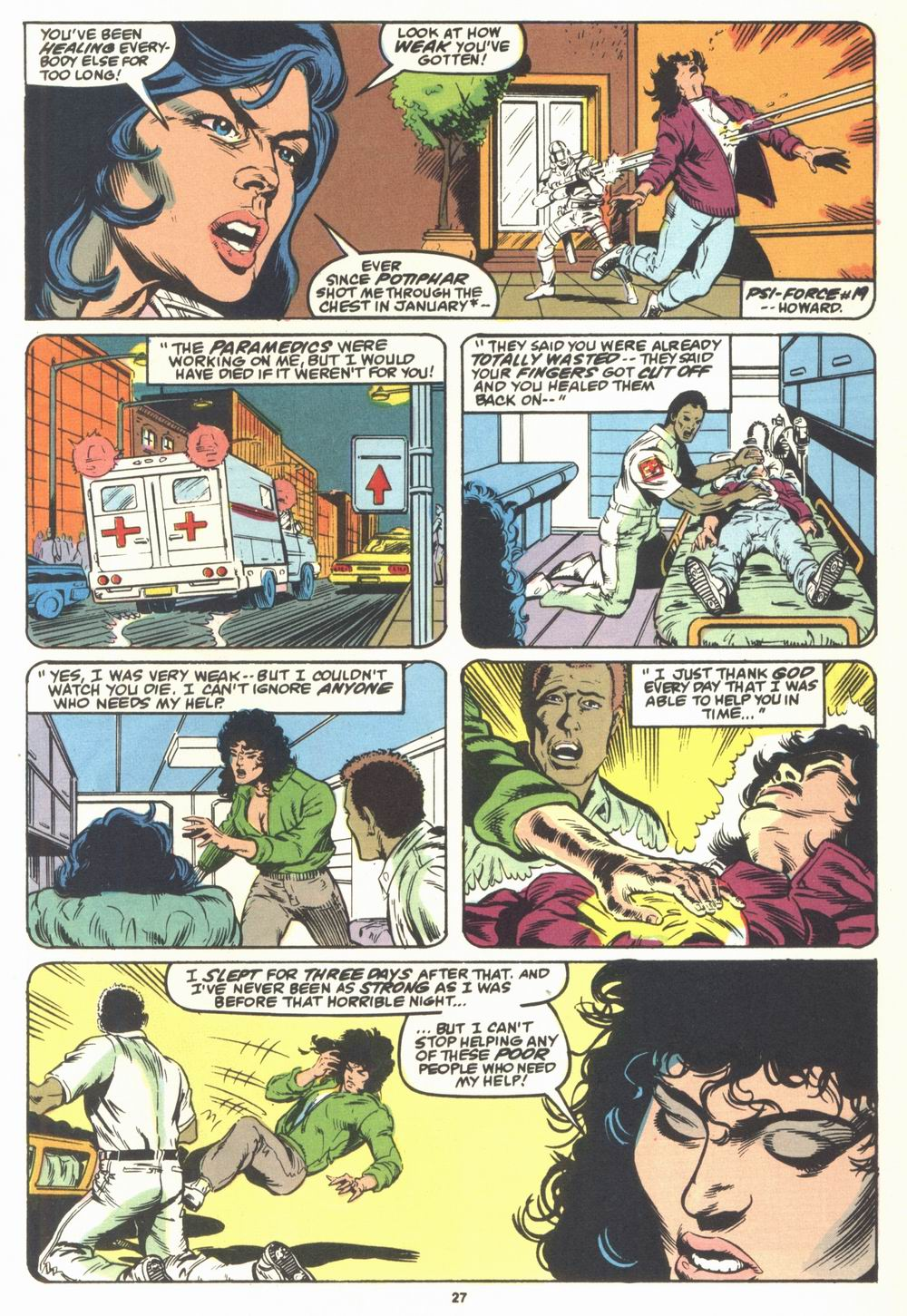 Read online Justice (1986) comic -  Issue #23 - 29