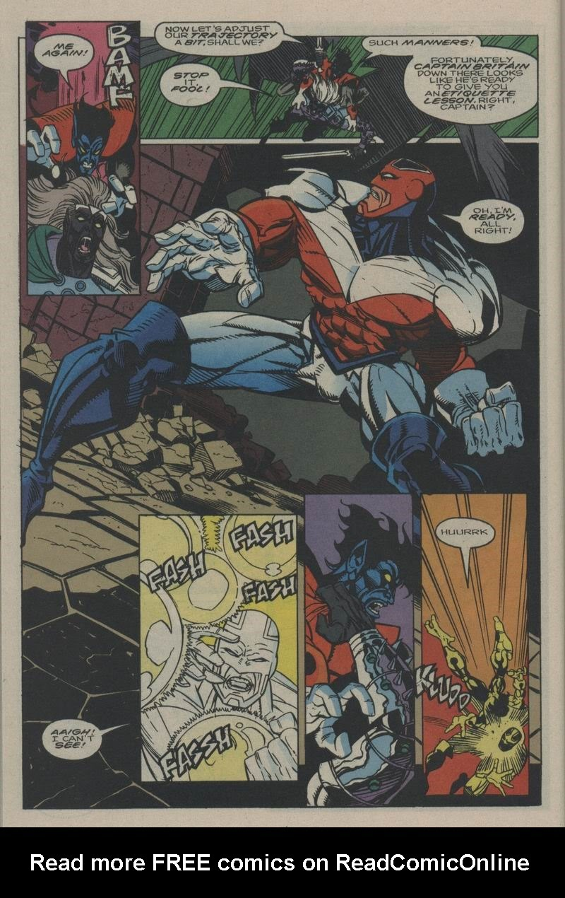 Excalibur (1988) issue Annual 1 - Page 11