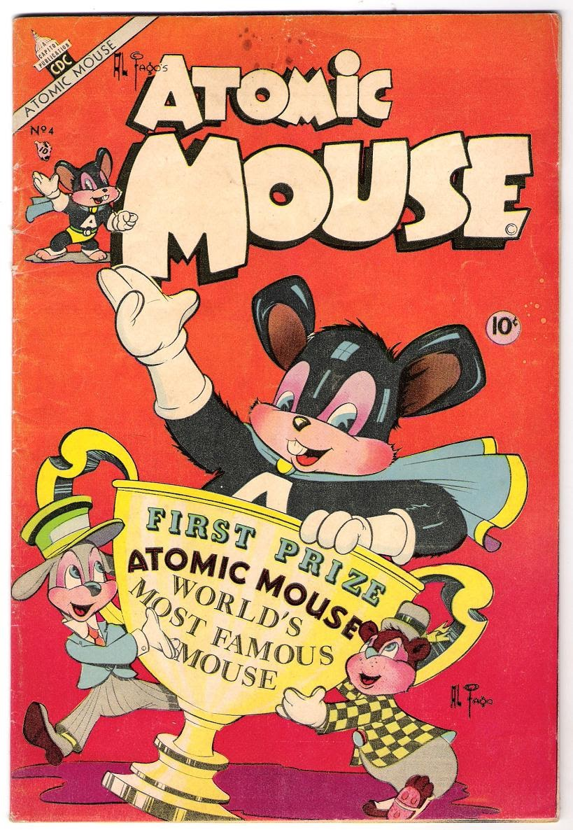 Atomic Mouse issue 4 - Page 1