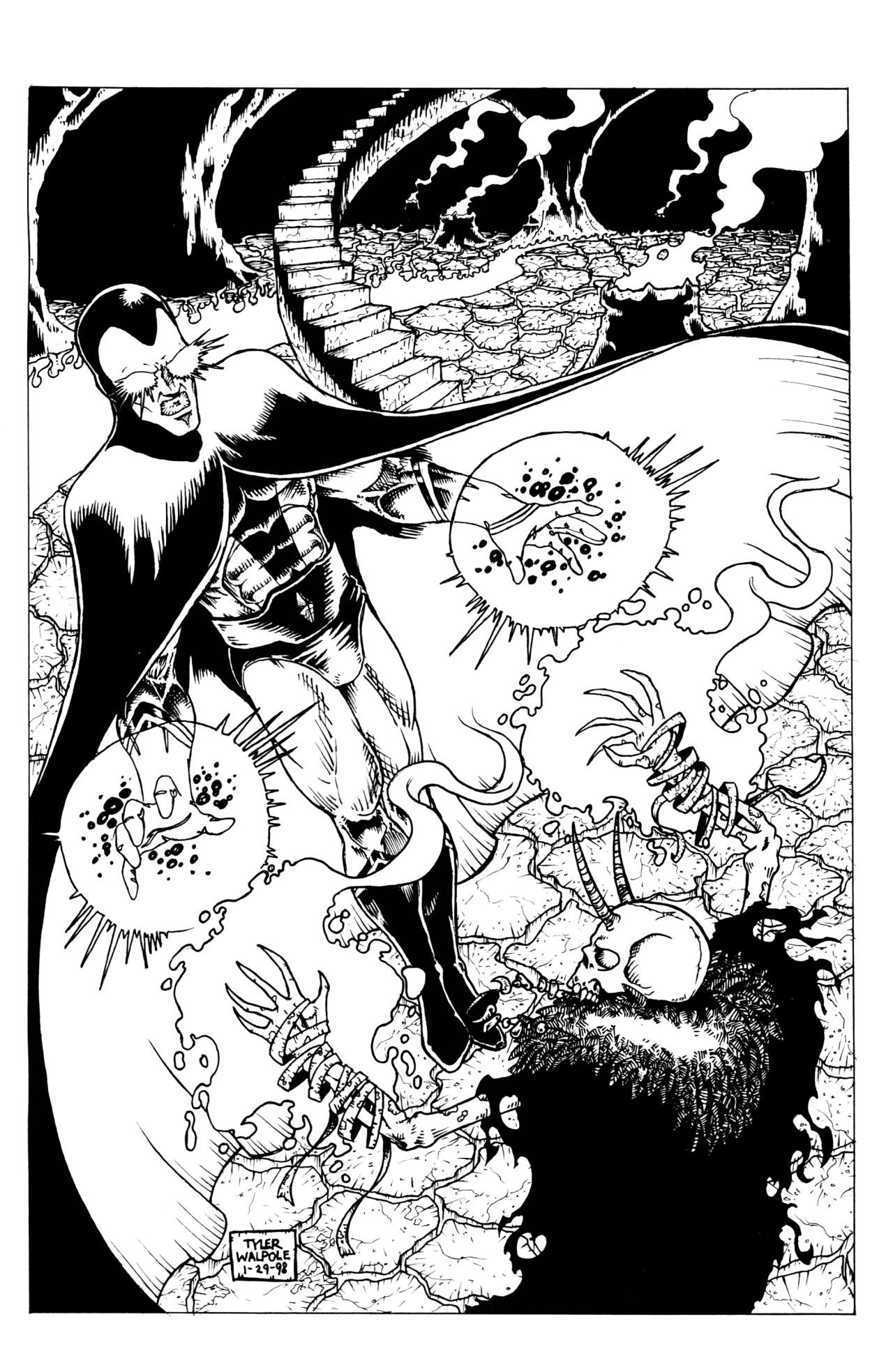 Read online Dr. Weird (1997) comic -  Issue #2 - 35