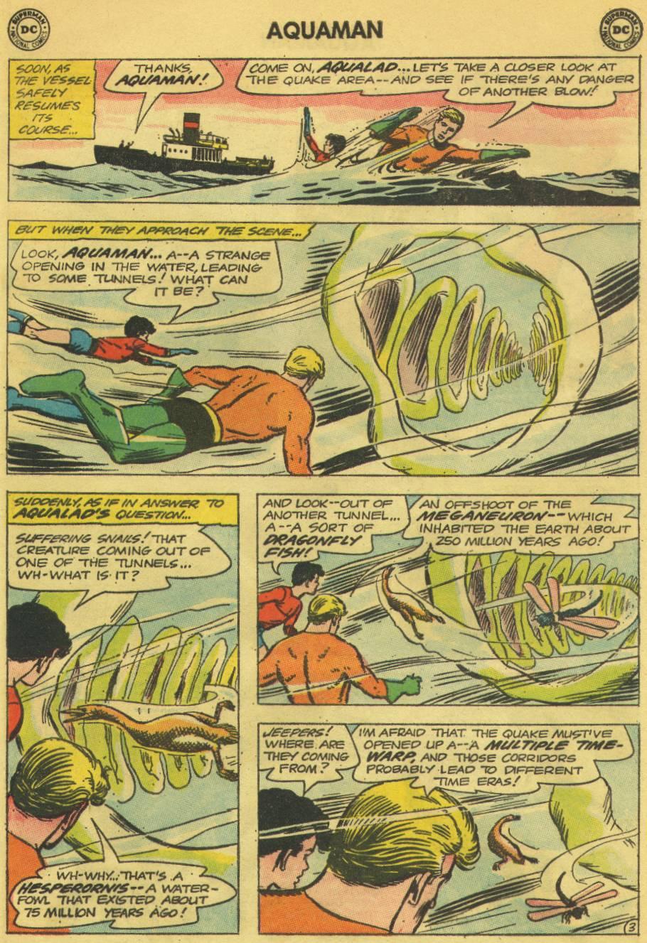 Read online Aquaman (1962) comic -  Issue #13 - 5