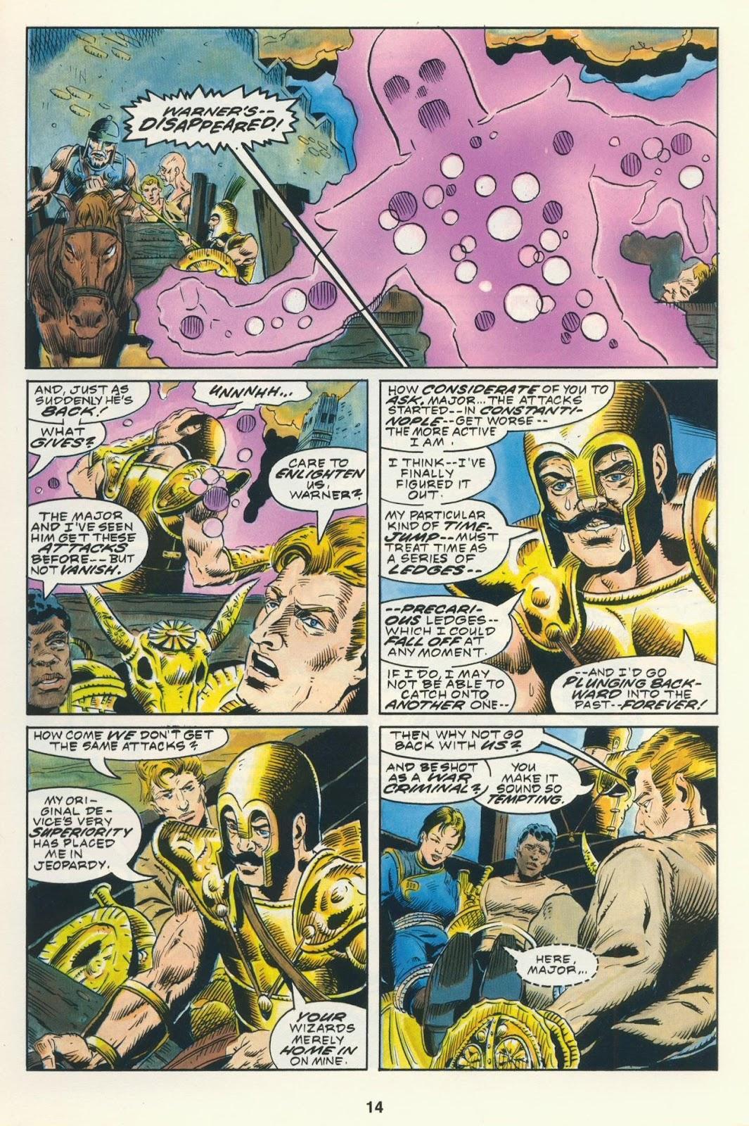 Warhawks issue 4 - Page 16
