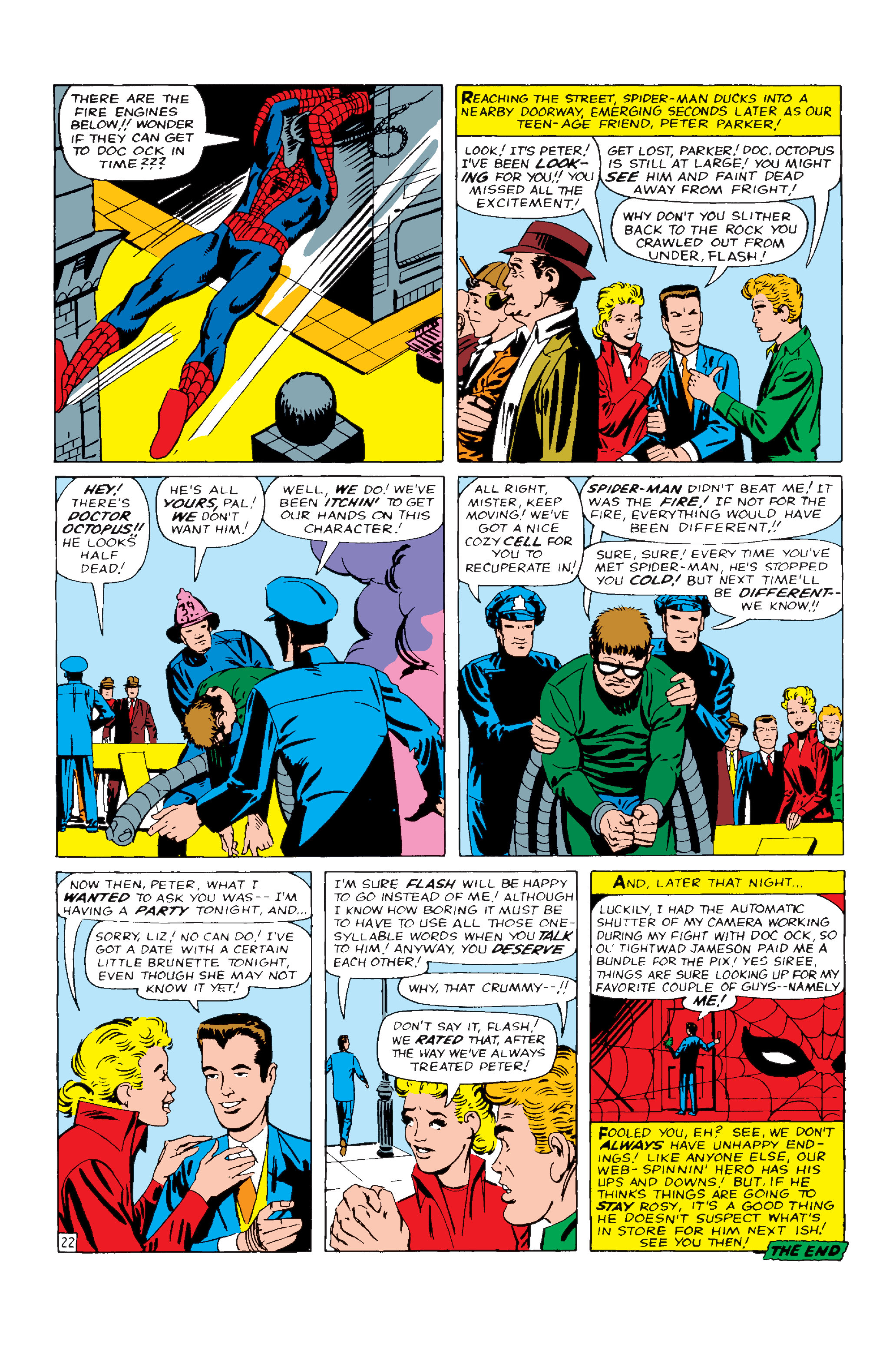 The Amazing Spider-Man (1963) 12 Page 22