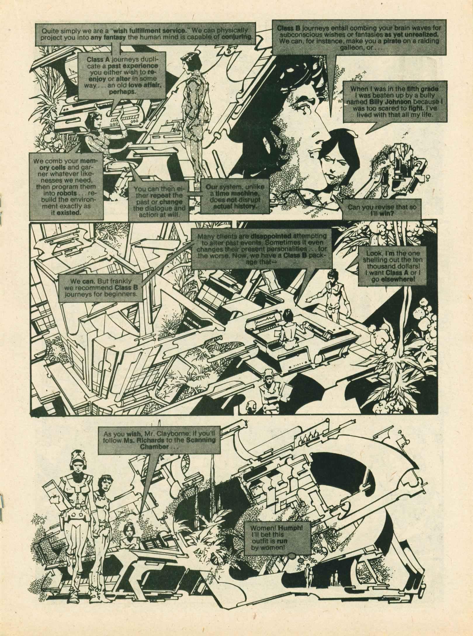 Read online Future Tense comic -  Issue #10 - 17