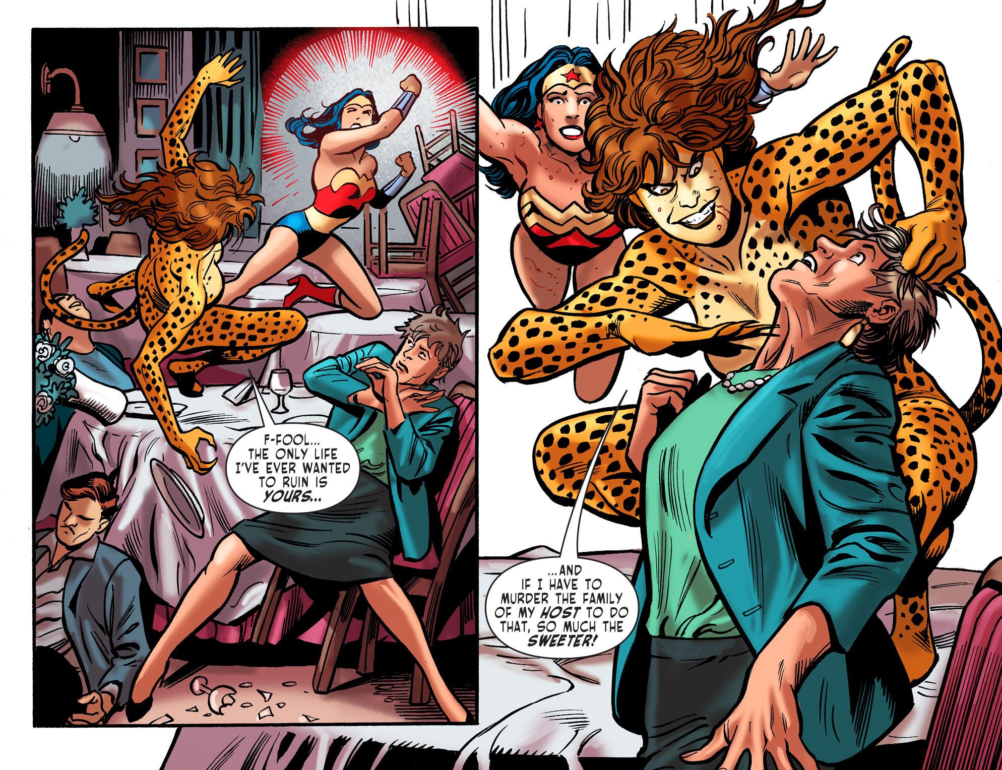 Read online Sensation Comics Featuring Wonder Woman comic -  Issue #41 - 17