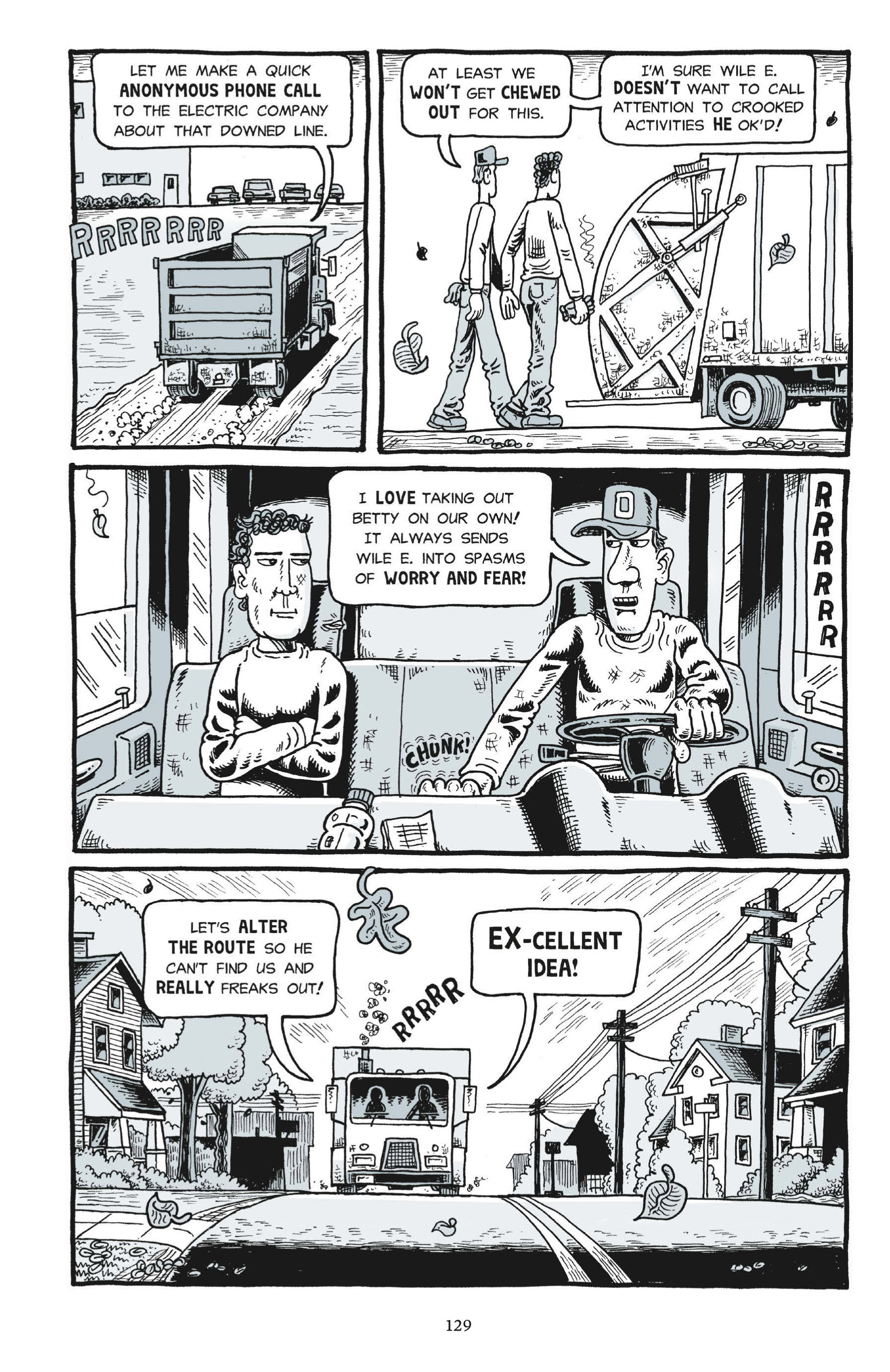 Read online Trashed comic -  Issue # Full - 125