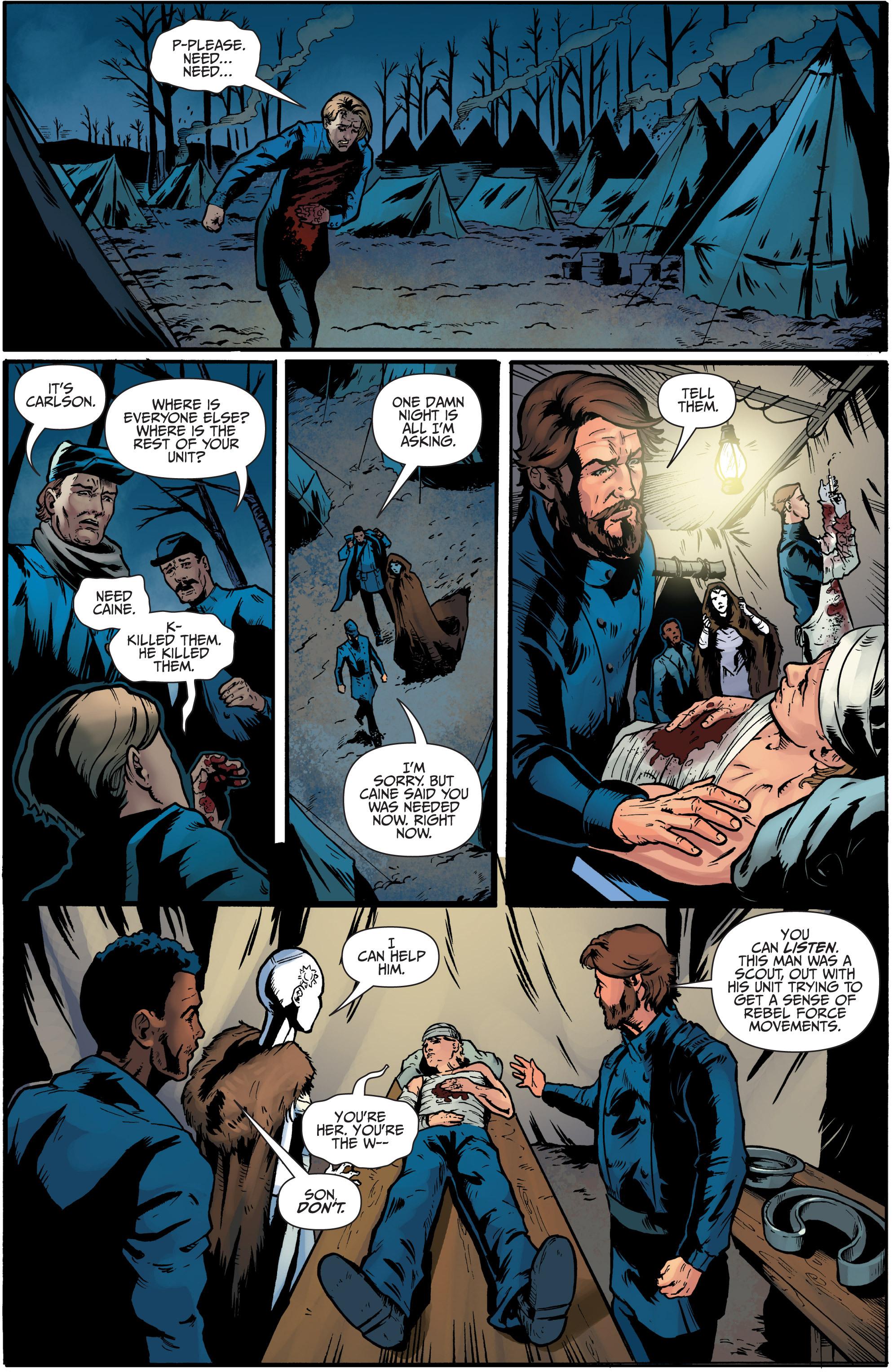 Read online Shadowman (2012) comic -  Issue #10 - 12