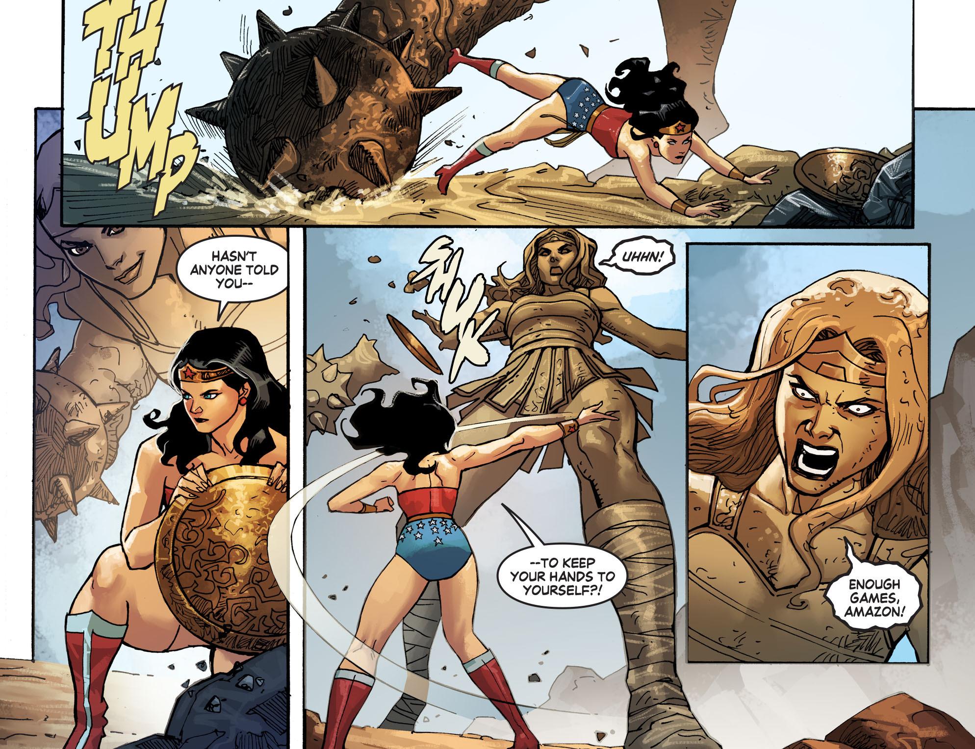 Read online Wonder Woman '77 [I] comic -  Issue #15 - 10