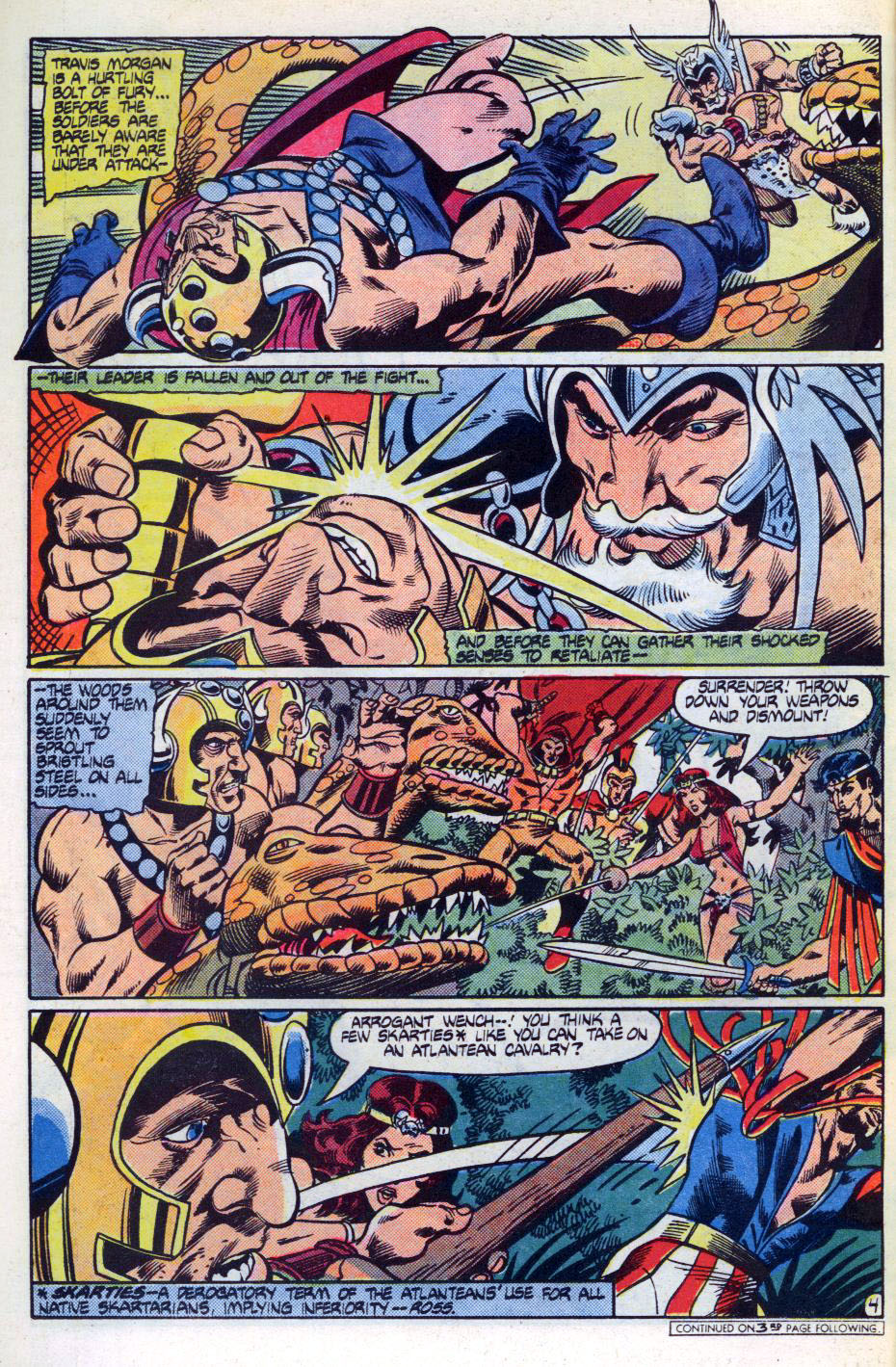 Warlord (1976) issue 92 - Page 5