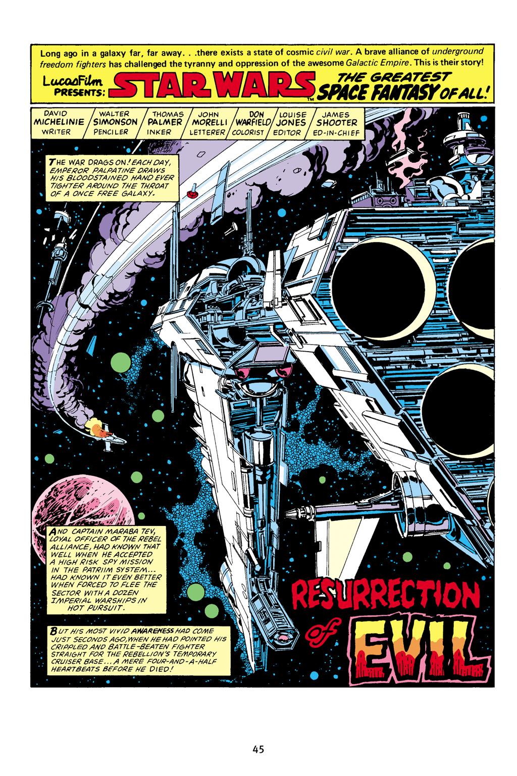 Read online Star Wars Omnibus comic -  Issue # Vol. 16 - 46