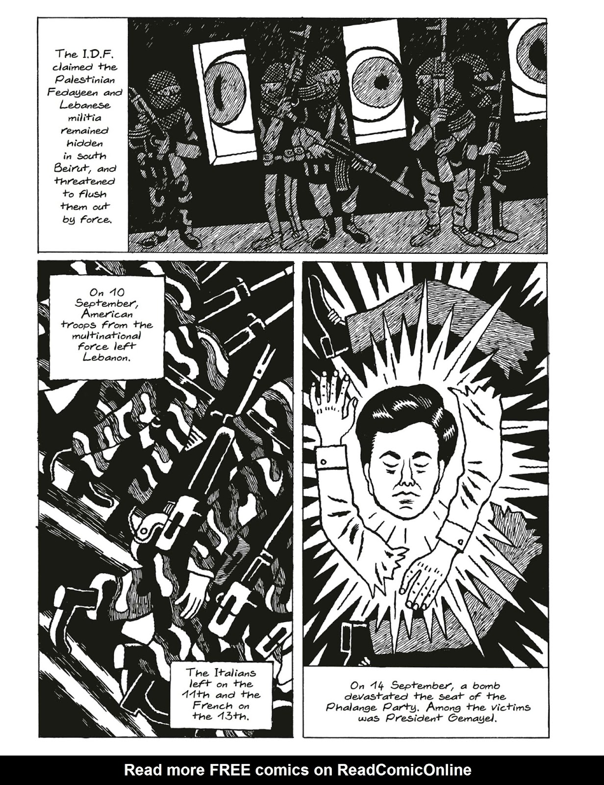 Best of Enemies: A History of US and Middle East Relations issue TPB_2 - Page 94