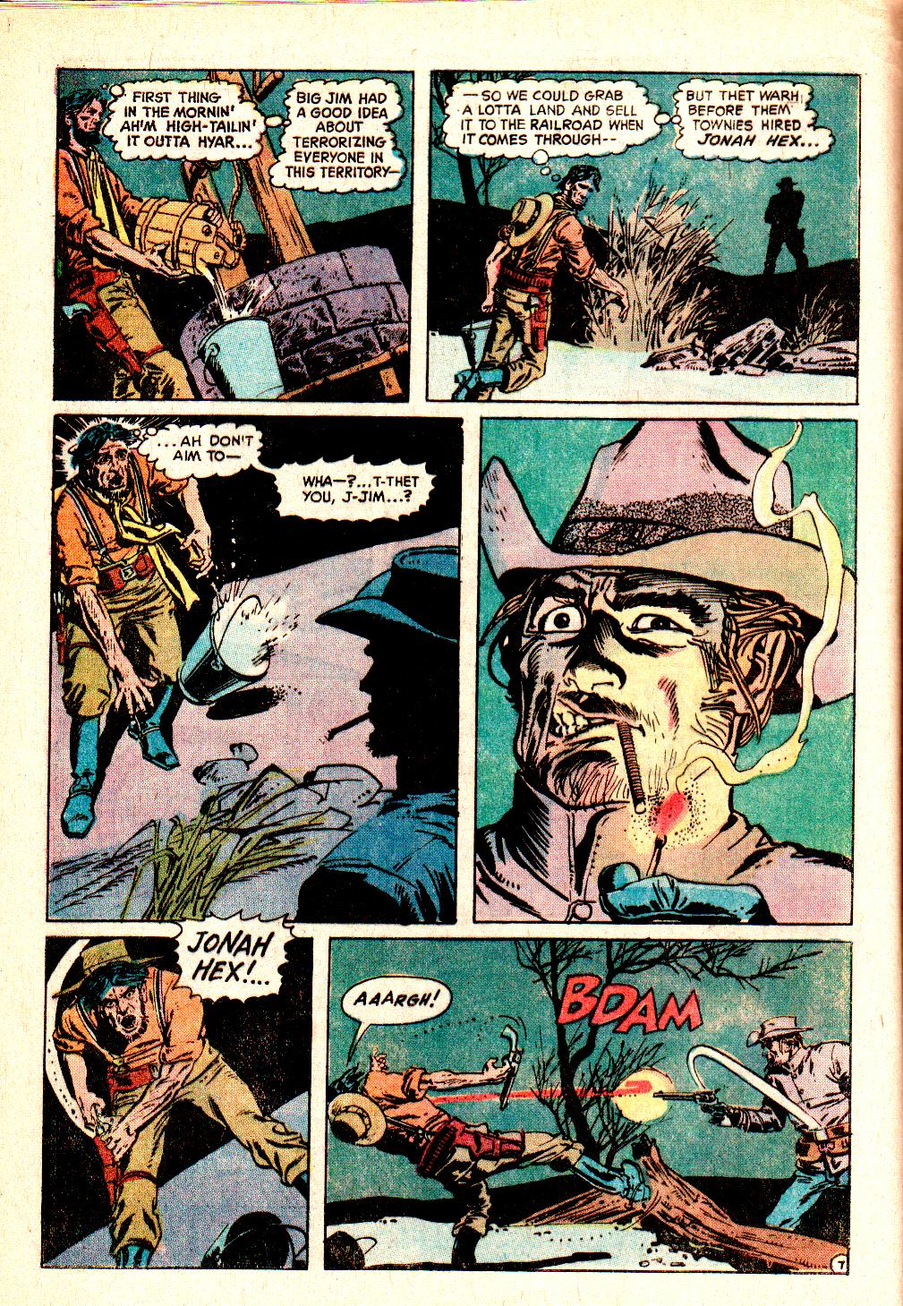Read online All-Star Western (1970) comic -  Issue #10 - 10