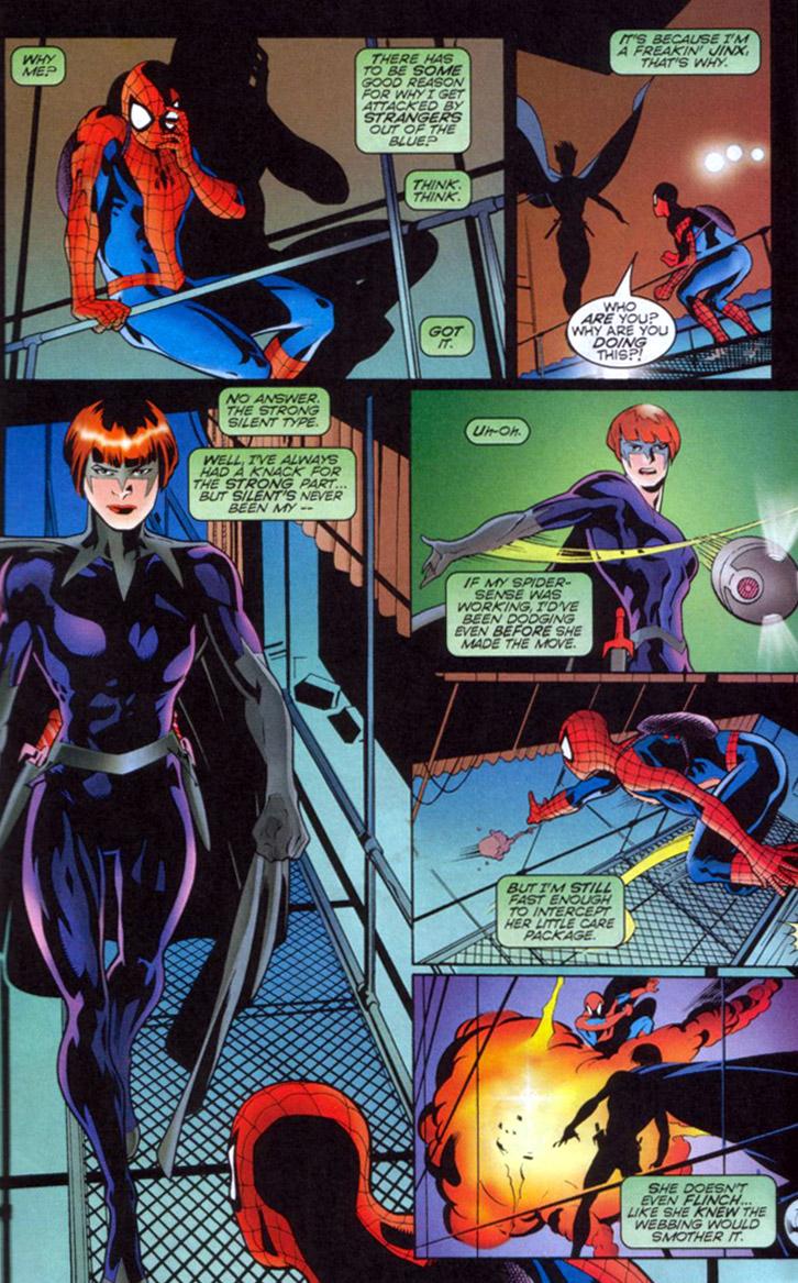 Read online Spider-Man/Gen13 comic -  Issue # Full - 6