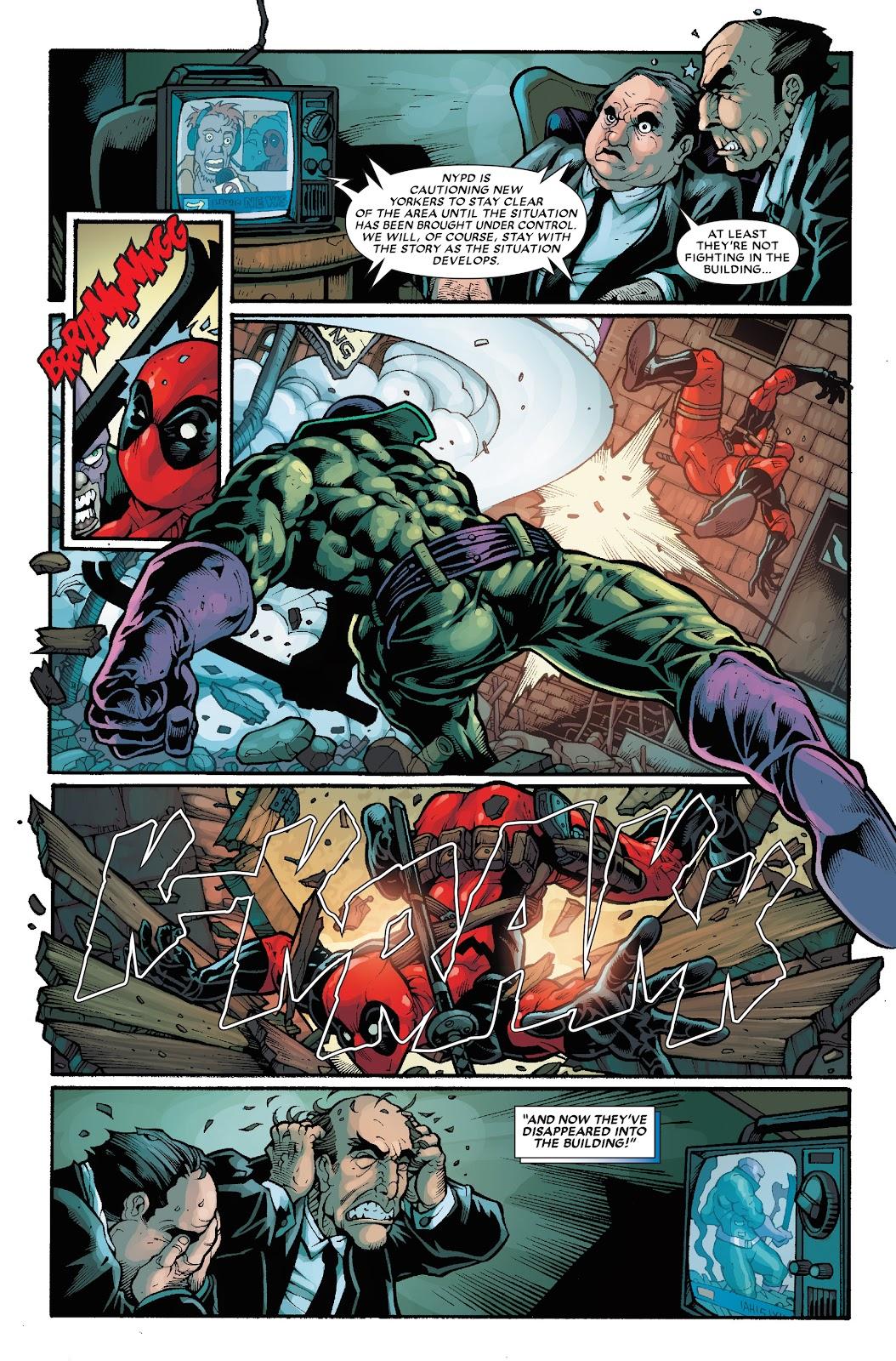 Read online Deadpool (2008) comic -  Issue #33.1 - 10