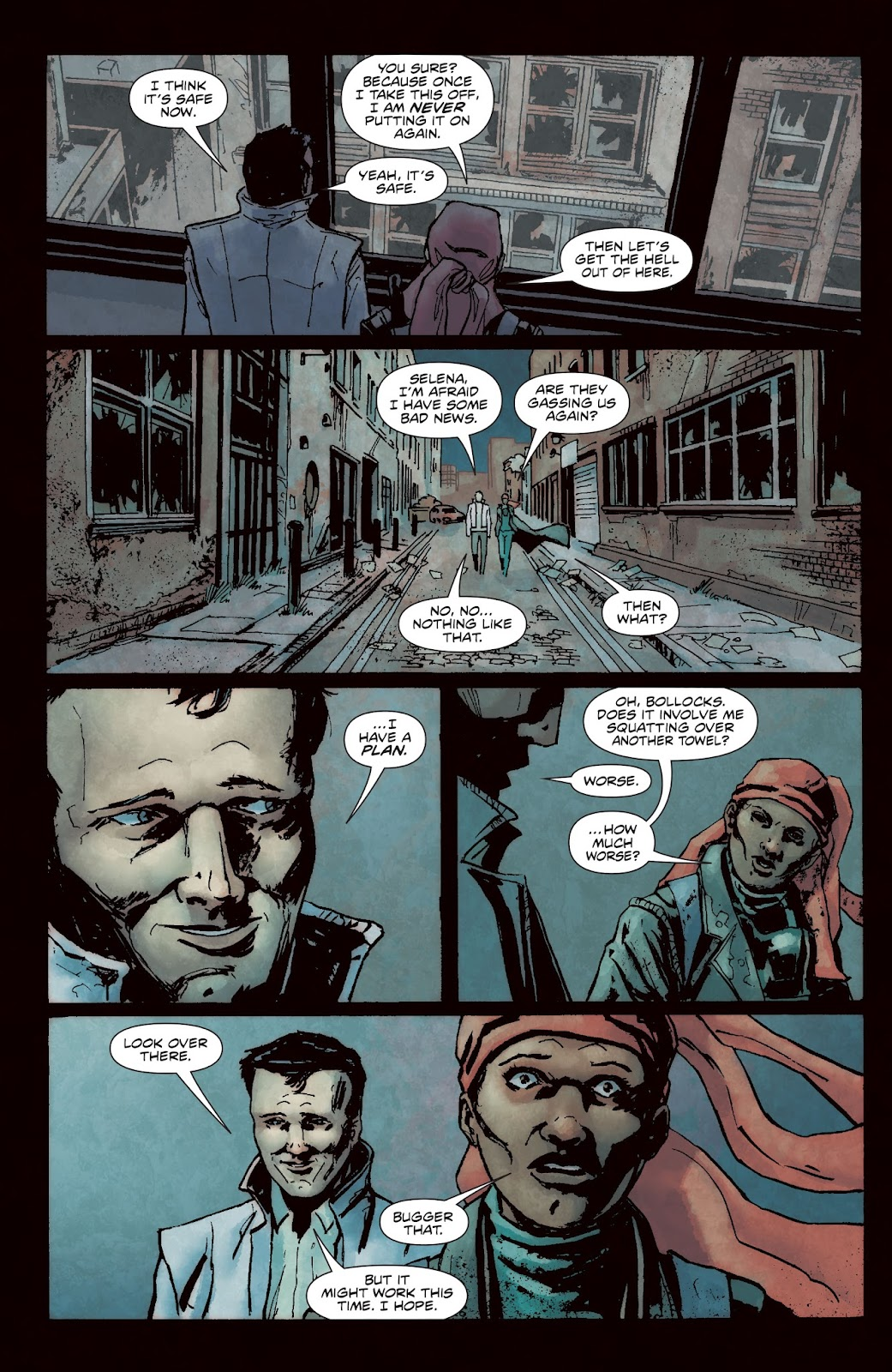 28 Days Later issue 24 - Page 9