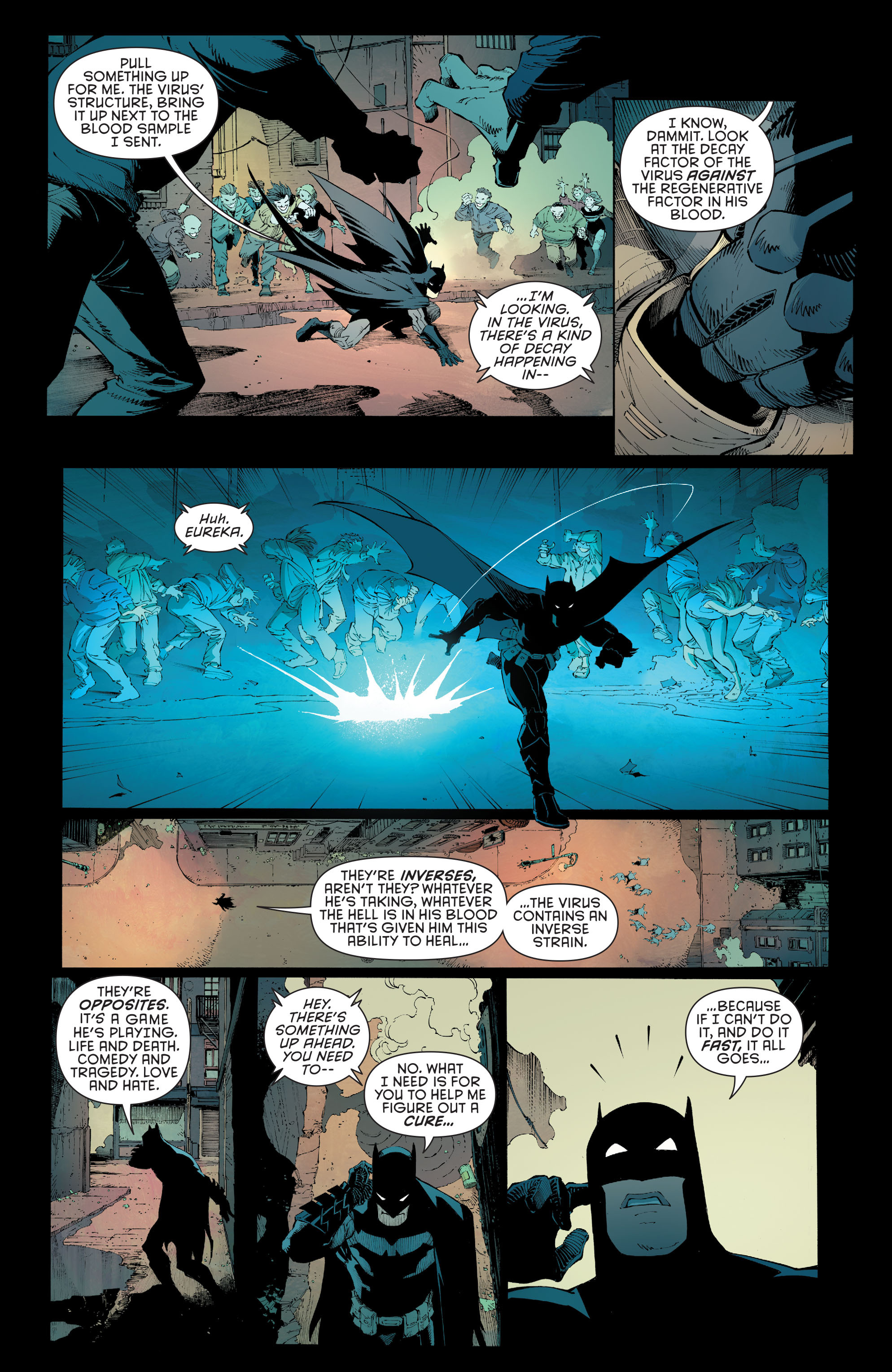 Read online Batman (2011) comic -  Issue # _TPB 7 - 86