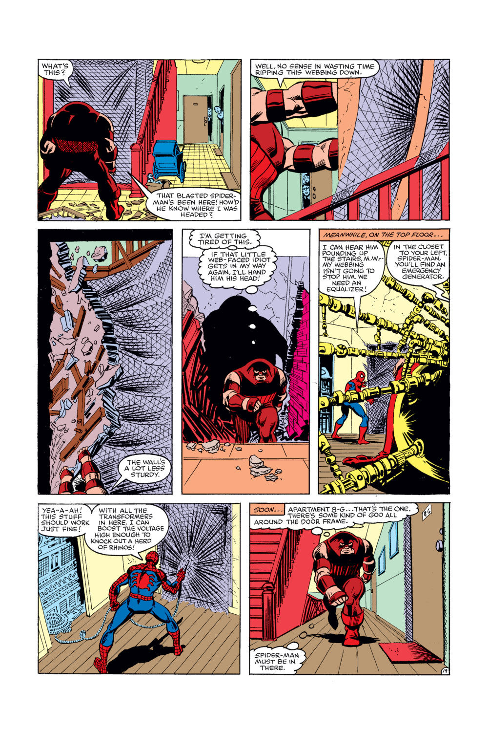 The Amazing Spider-Man (1963) 229 Page 19