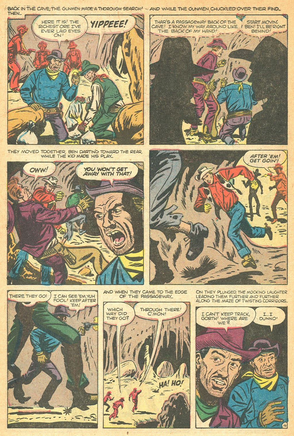 Kid Colt Outlaw issue 53 - Page 30