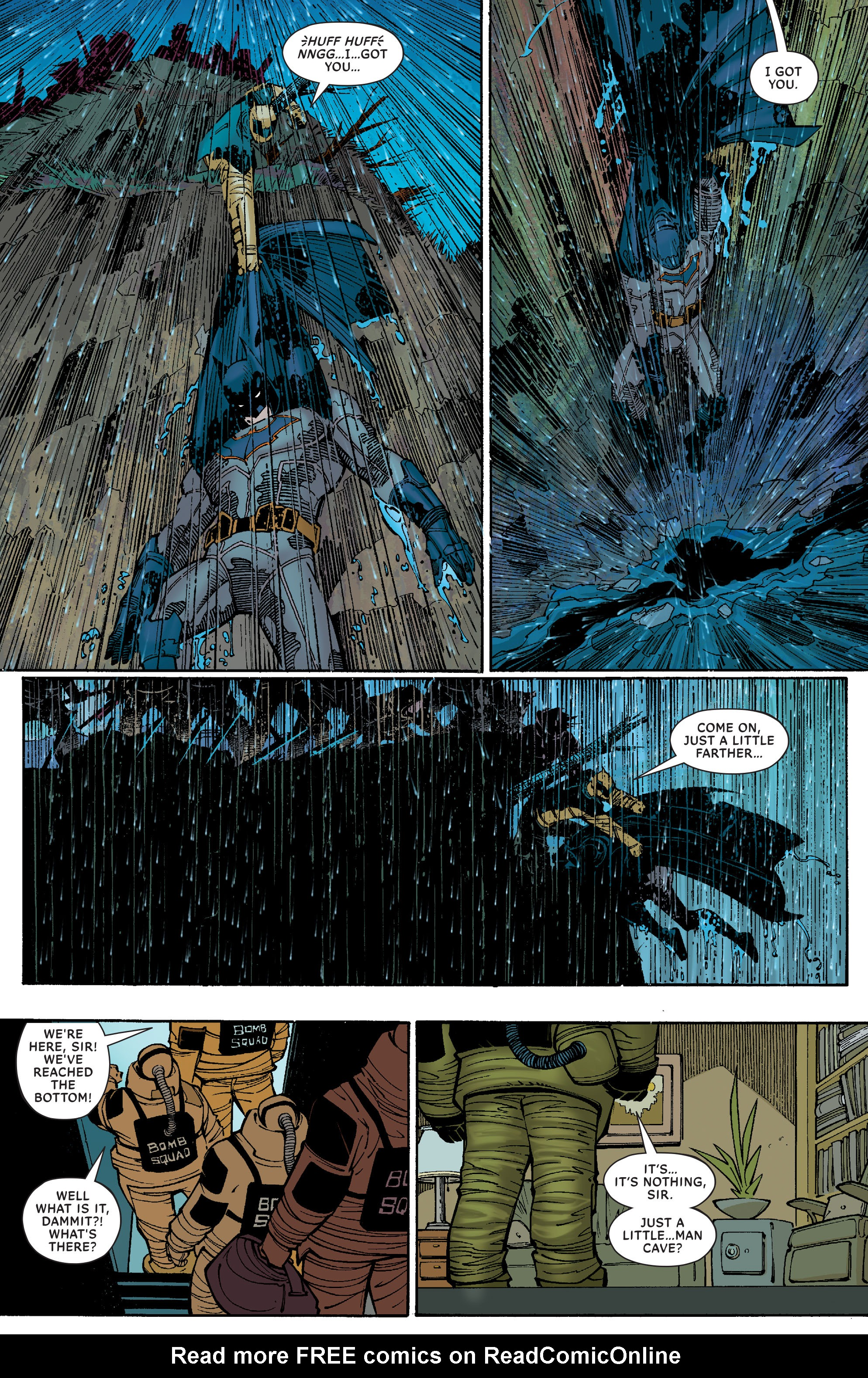 Read online All-Star Batman comic -  Issue #5 - 33