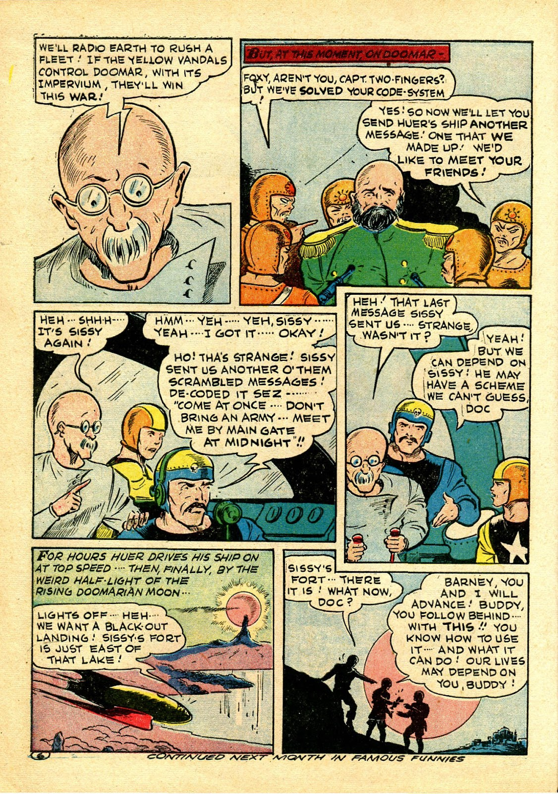 Read online Famous Funnies comic -  Issue #111 - 8