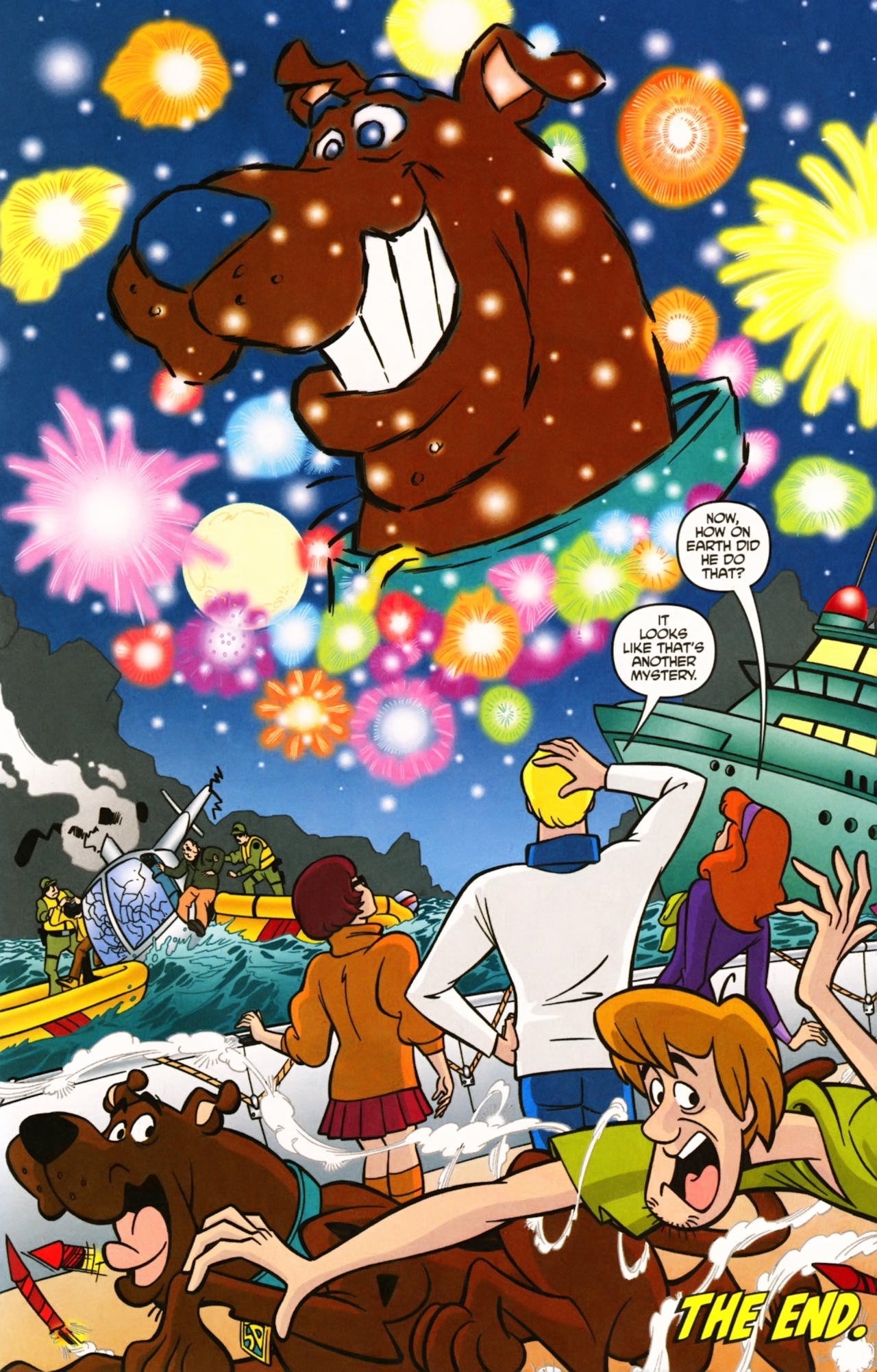 Read online Scooby-Doo (1997) comic -  Issue #146 - 11