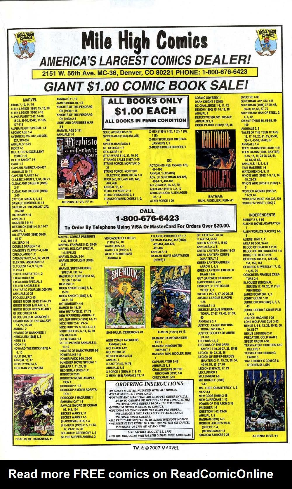 Read online Captain America (1968) comic -  Issue # _Annual 12 - 13