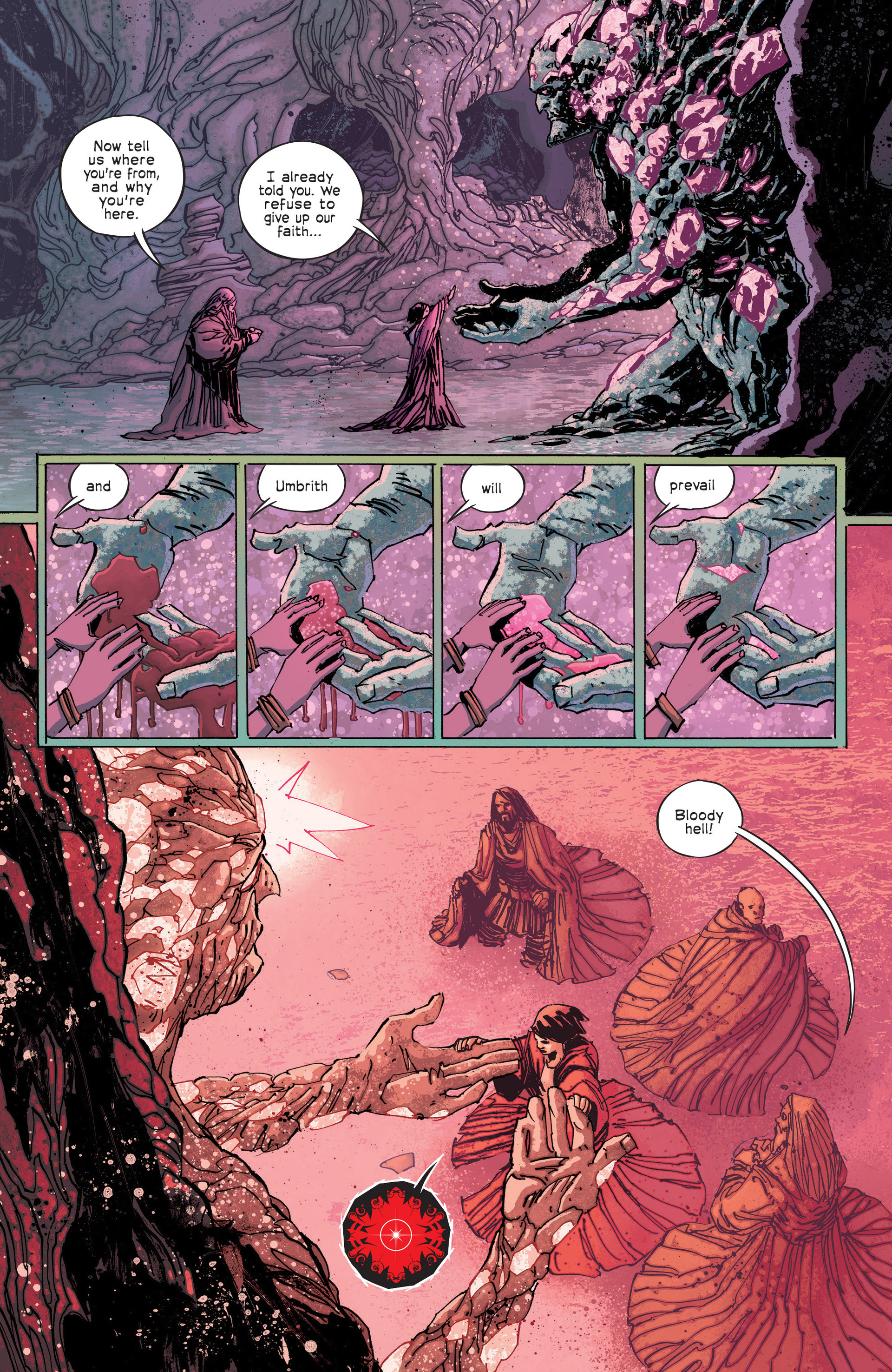 Read online Umbral comic -  Issue #3 - 12