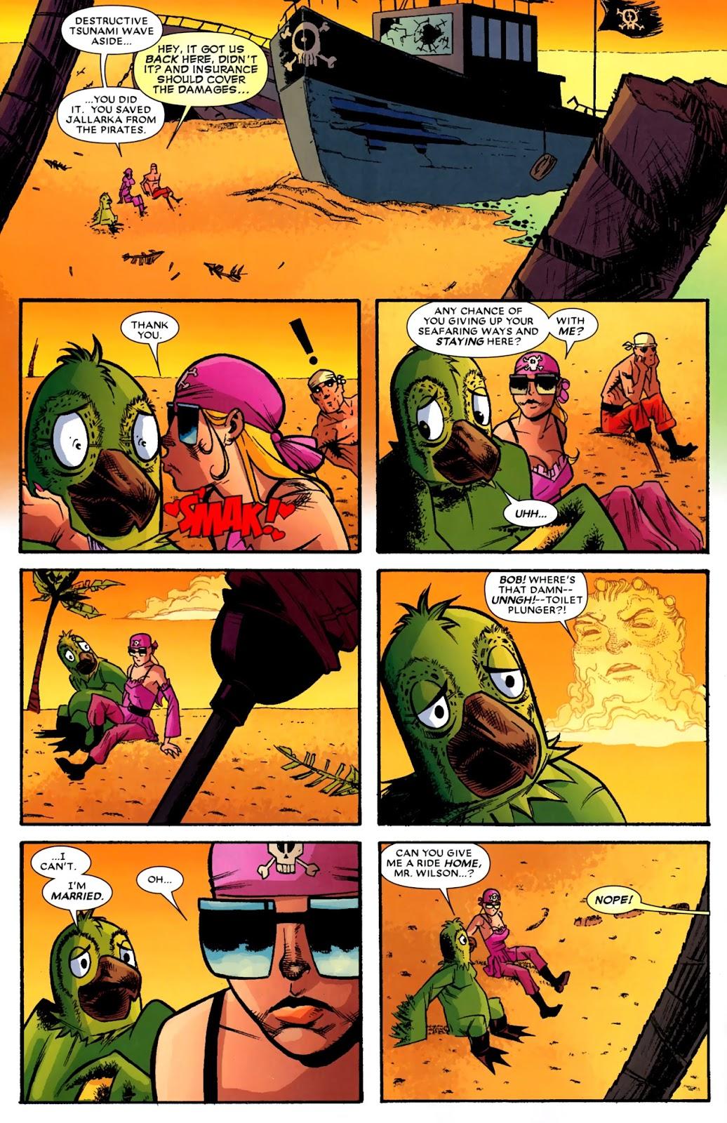 Read online Deadpool (2008) comic -  Issue #14 - 23